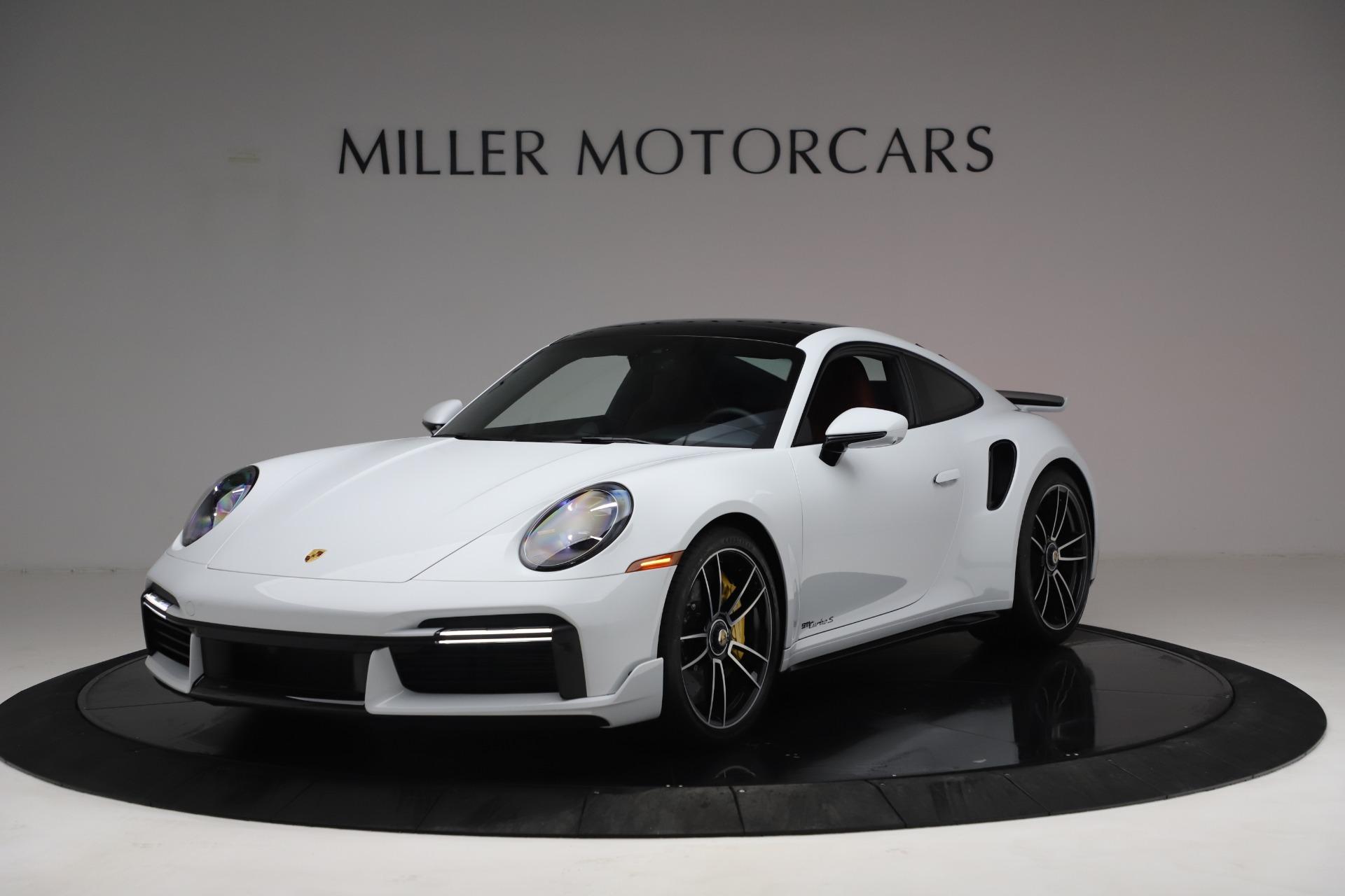 Used 2021 Porsche 911 Turbo S   Greenwich, CT