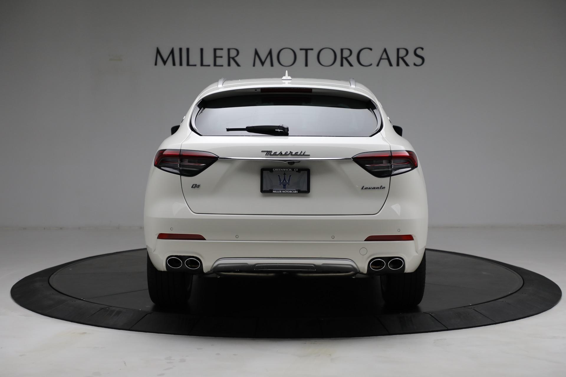 New 2021 Maserati Levante Q4 GranLusso