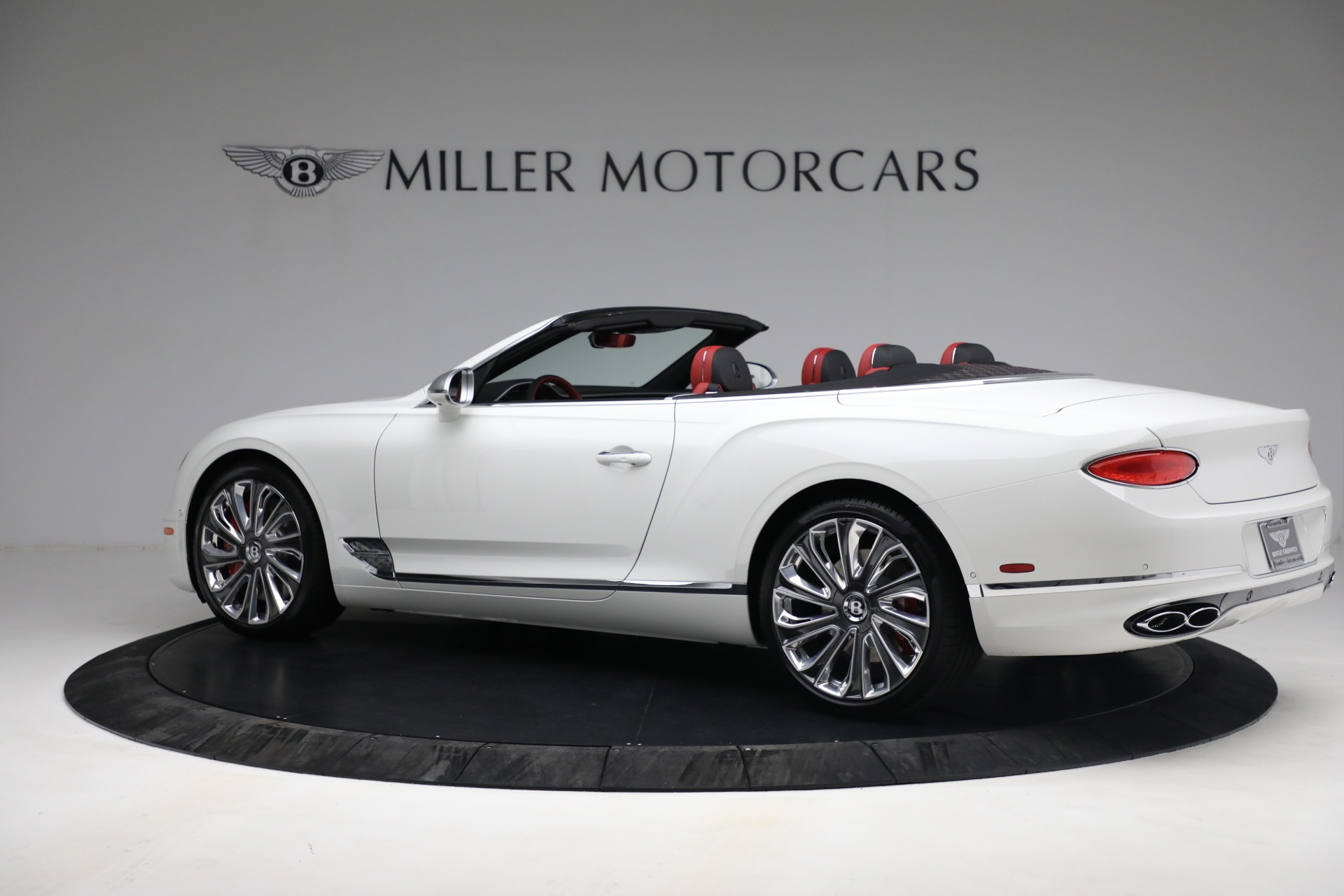 New 2021 Bentley Continental GT V8 Mulliner