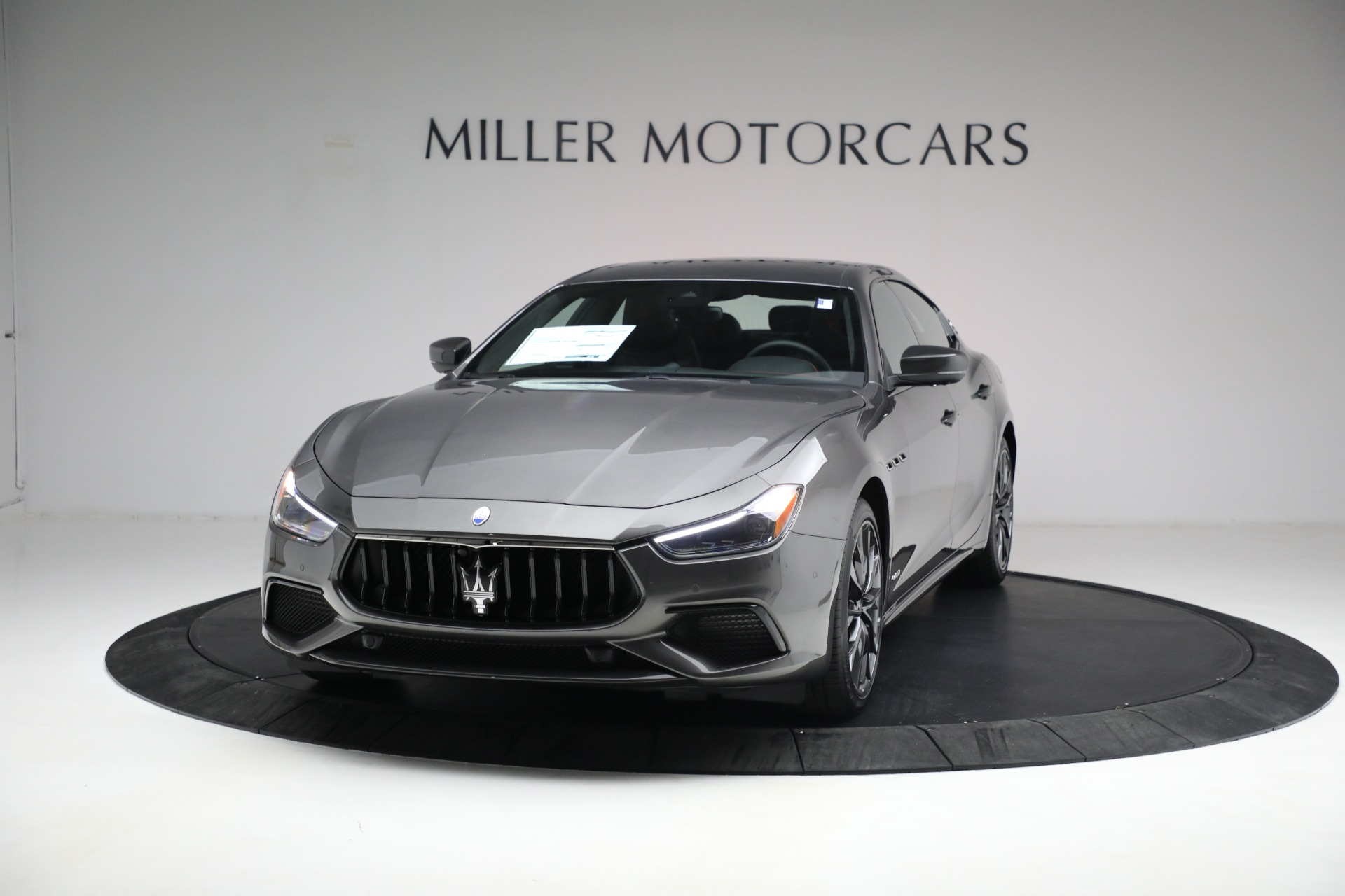 New 2021 Maserati Ghibli S Q4 GranSport | Greenwich, CT