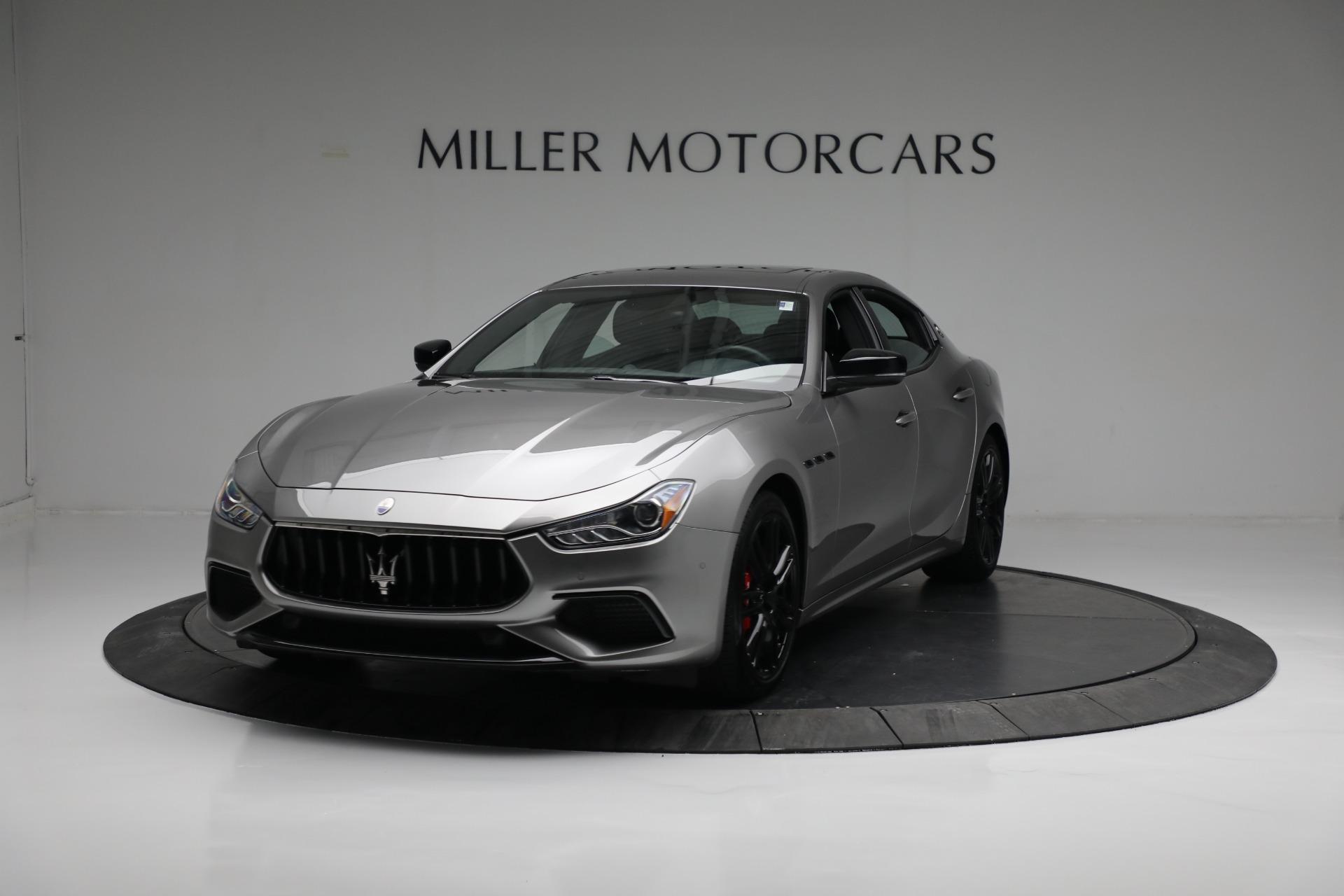 New 2021 Maserati Ghibli S Q4   Greenwich, CT