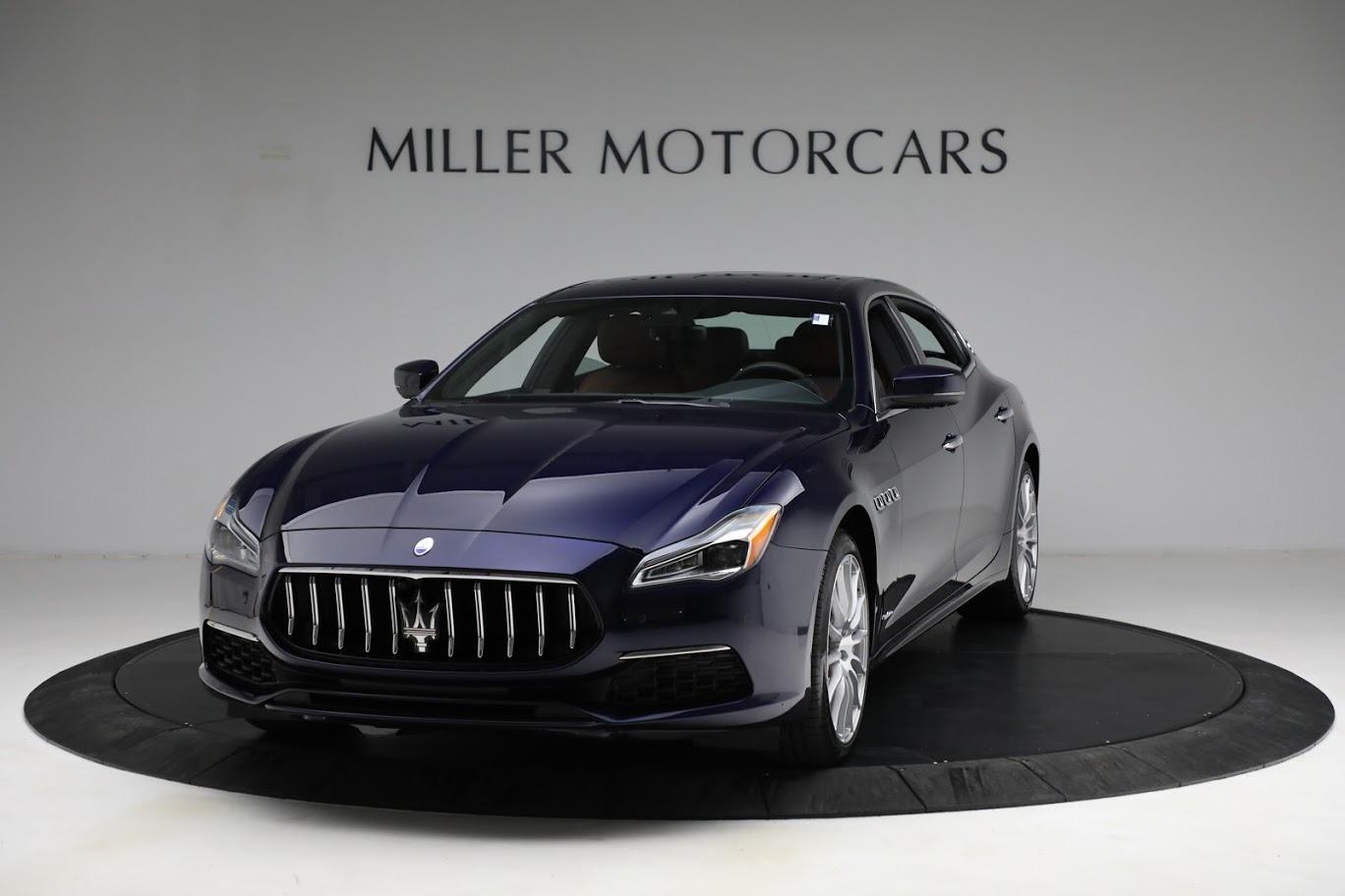New 2021 Maserati Quattroporte S Q4 GranLusso | Greenwich, CT