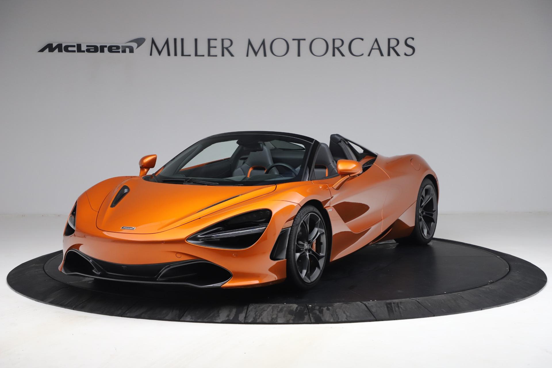 Used 2020 McLaren 720S Spider | Greenwich, CT