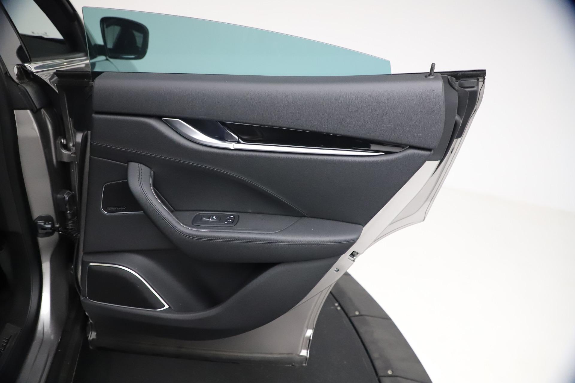 New 2021 Maserati Levante GranSport