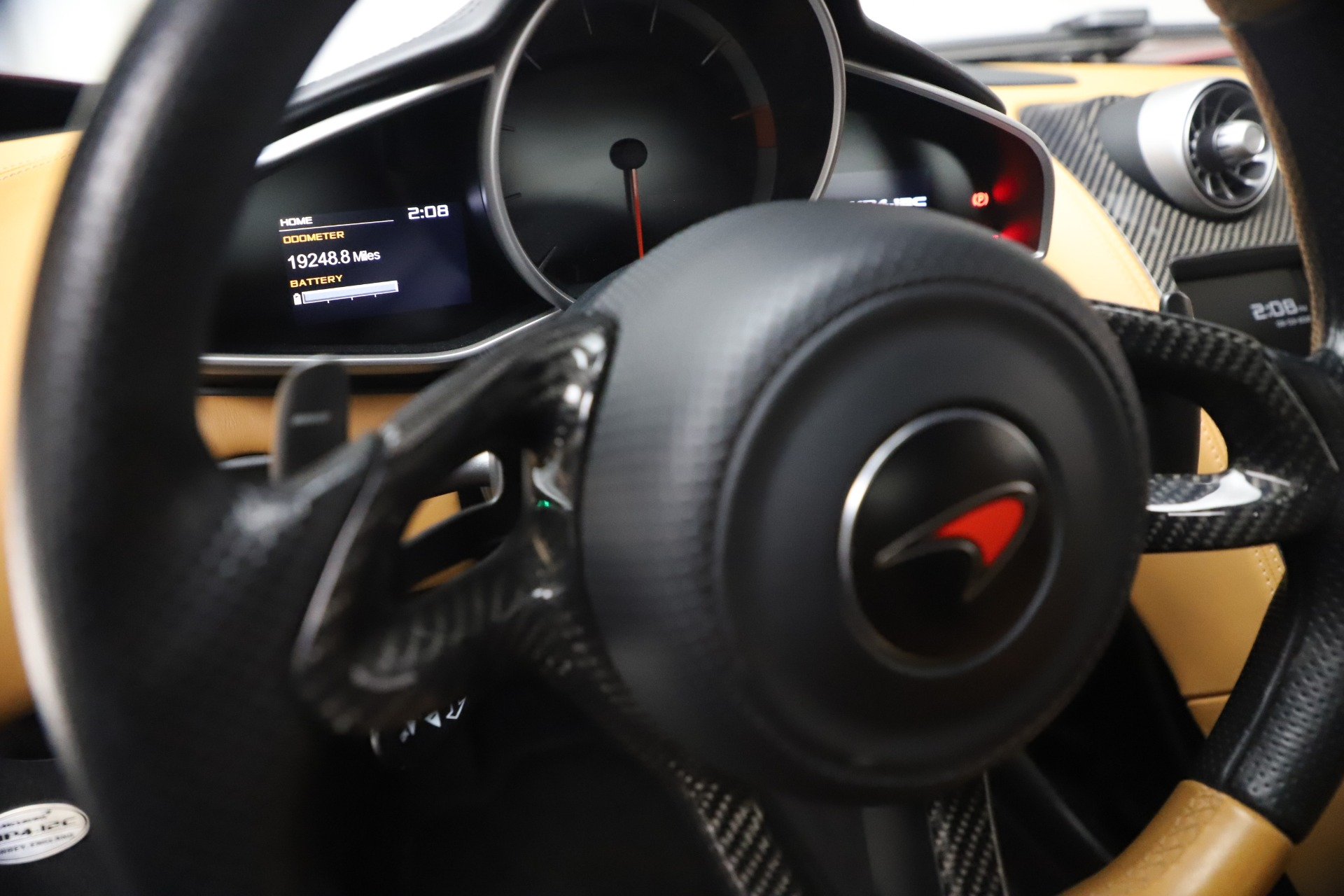 Used 2012 McLaren MP4 12C