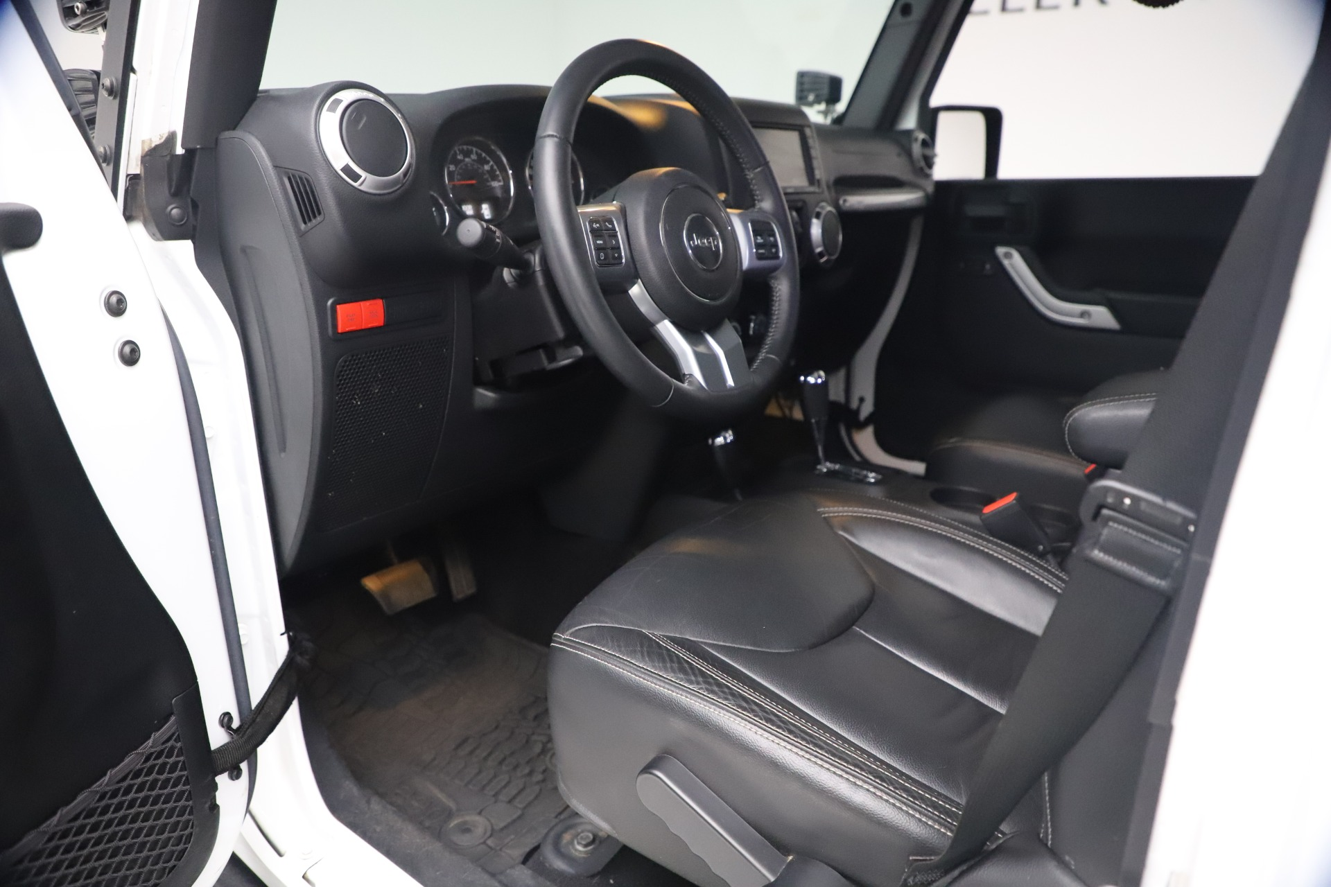Used 2015 Jeep Wrangler Unlimited Rubicon Hard Rock