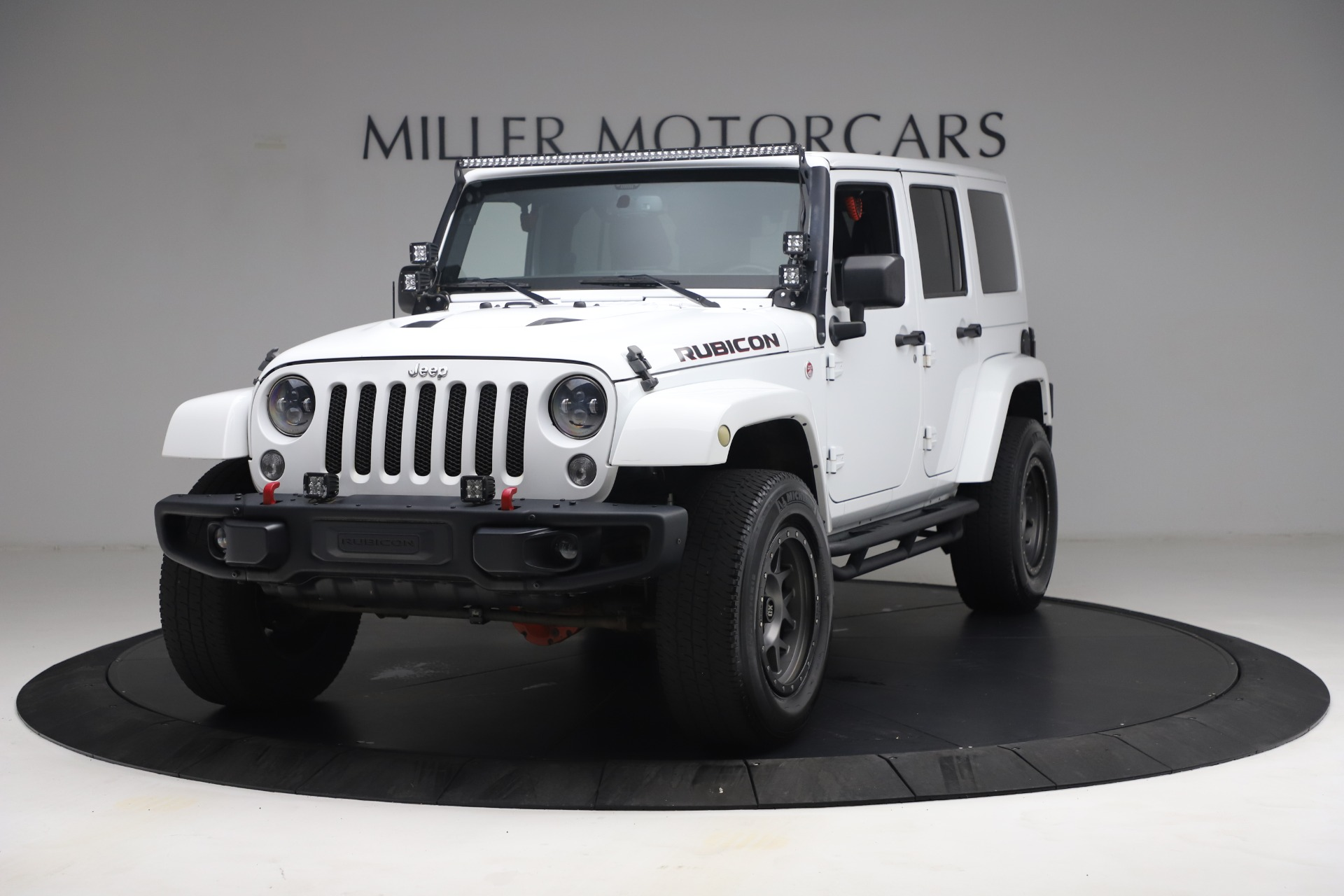 Used 2015 Jeep Wrangler Unlimited Rubicon Hard Rock | Greenwich, CT