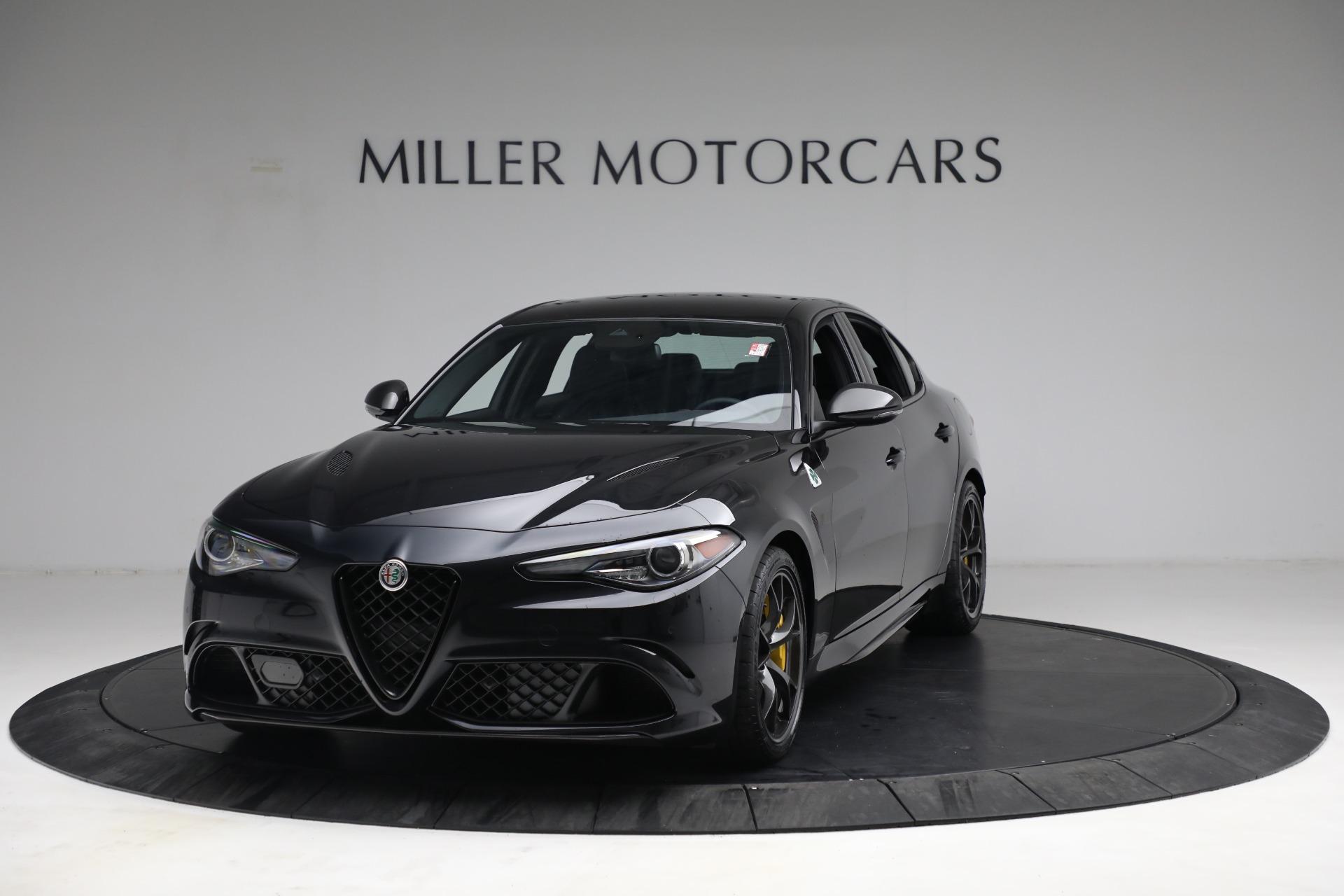 New 2021 Alfa Romeo Giulia Quadrifoglio   Greenwich, CT