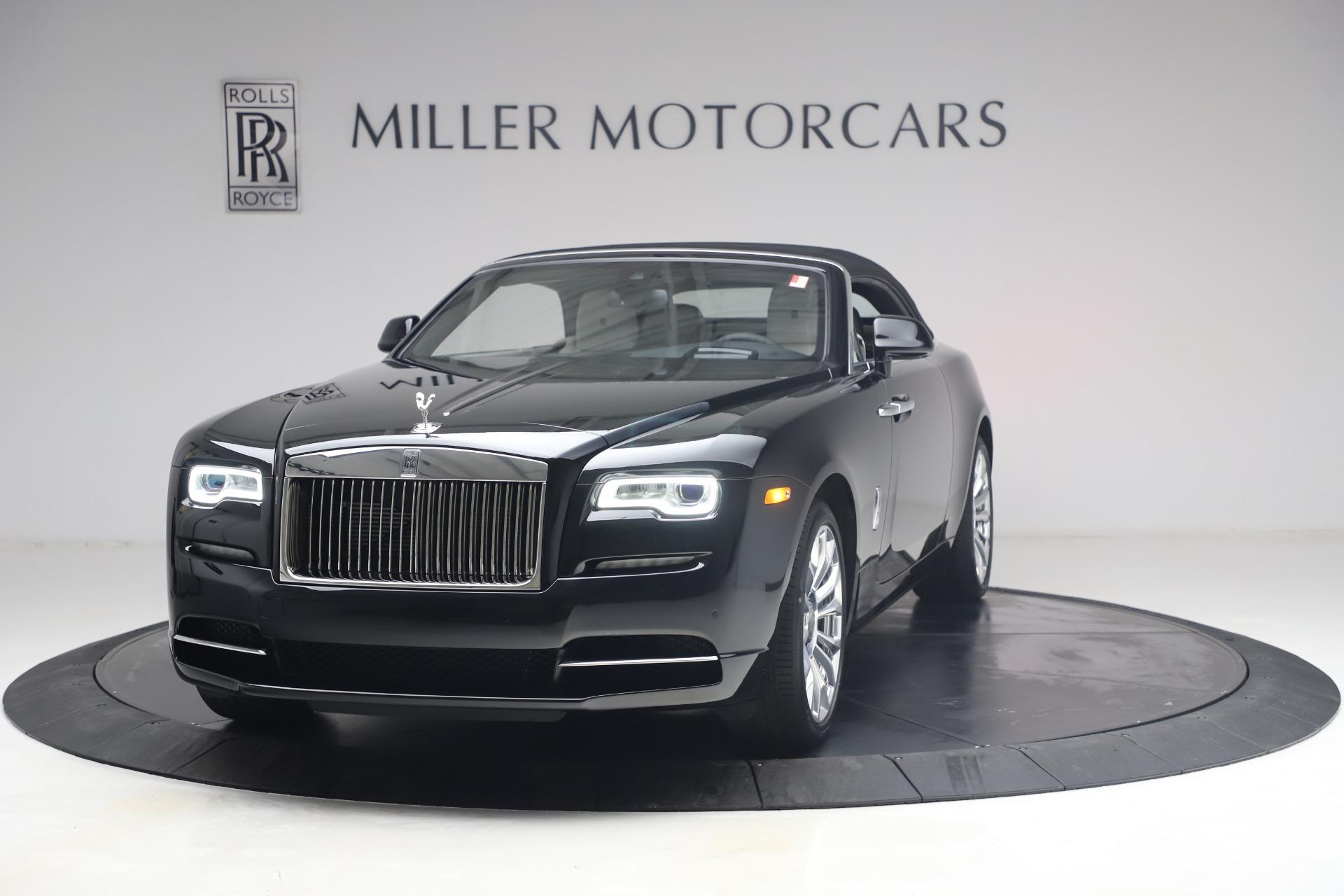 New 2021 Rolls Royce Dawn