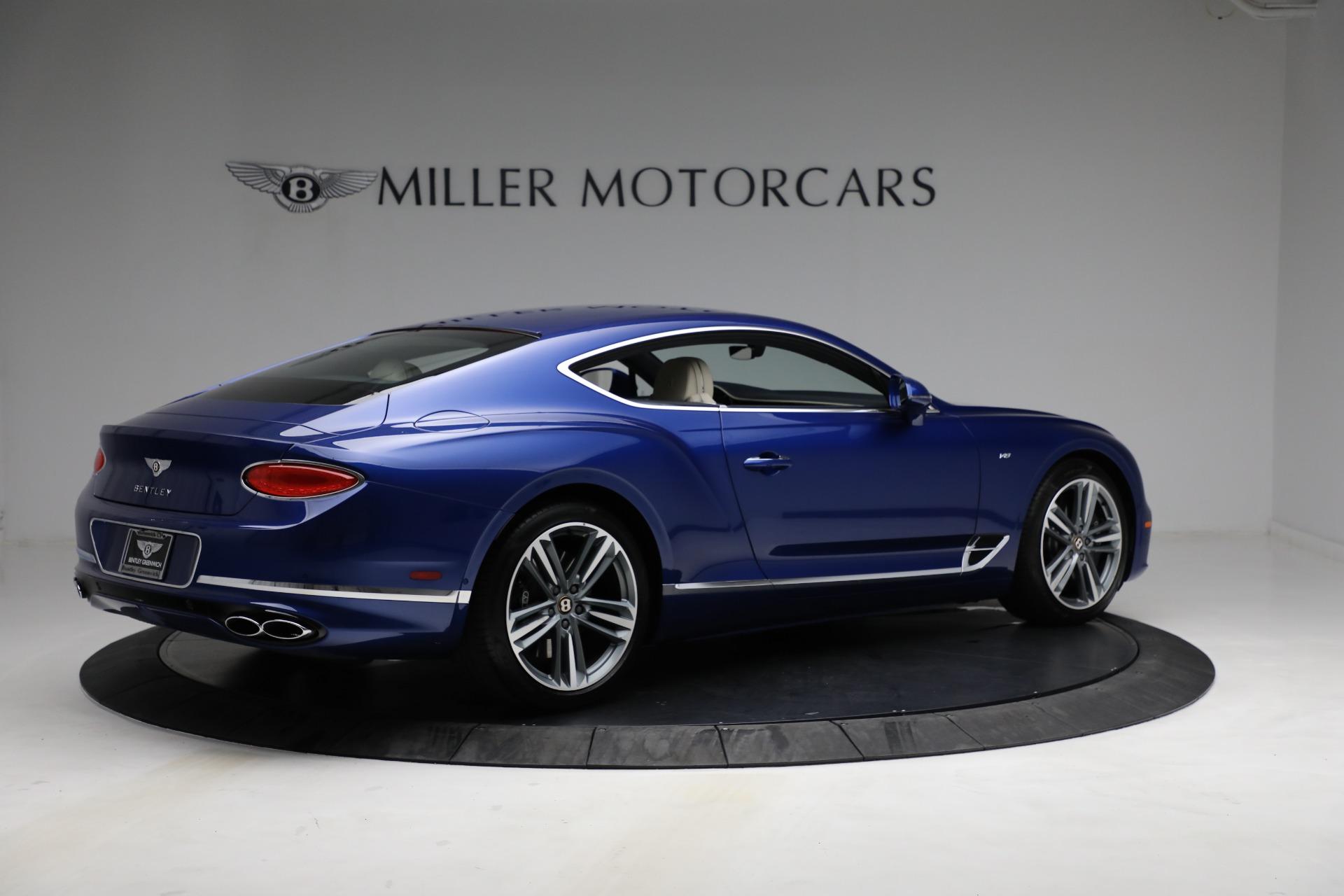 New 2020 Bentley Continental GT V8