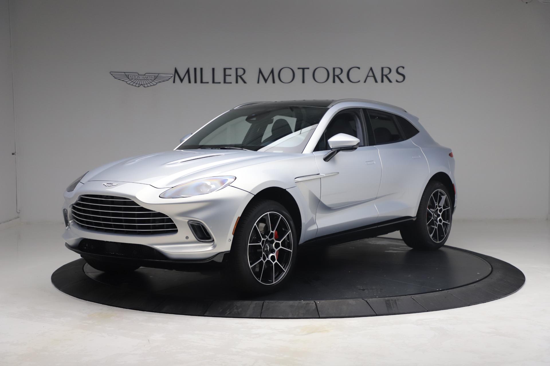 New 2021 Aston Martin DBX    Greenwich, CT