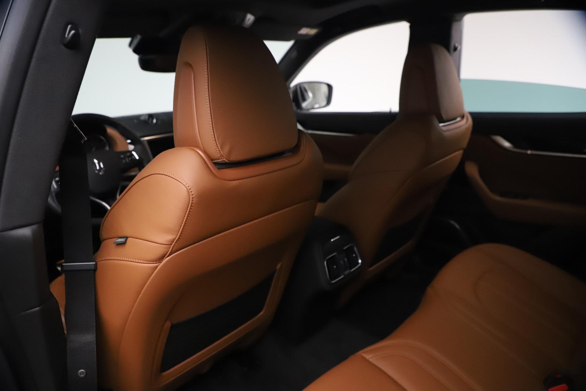 Used 2021 Maserati Levante GranSport