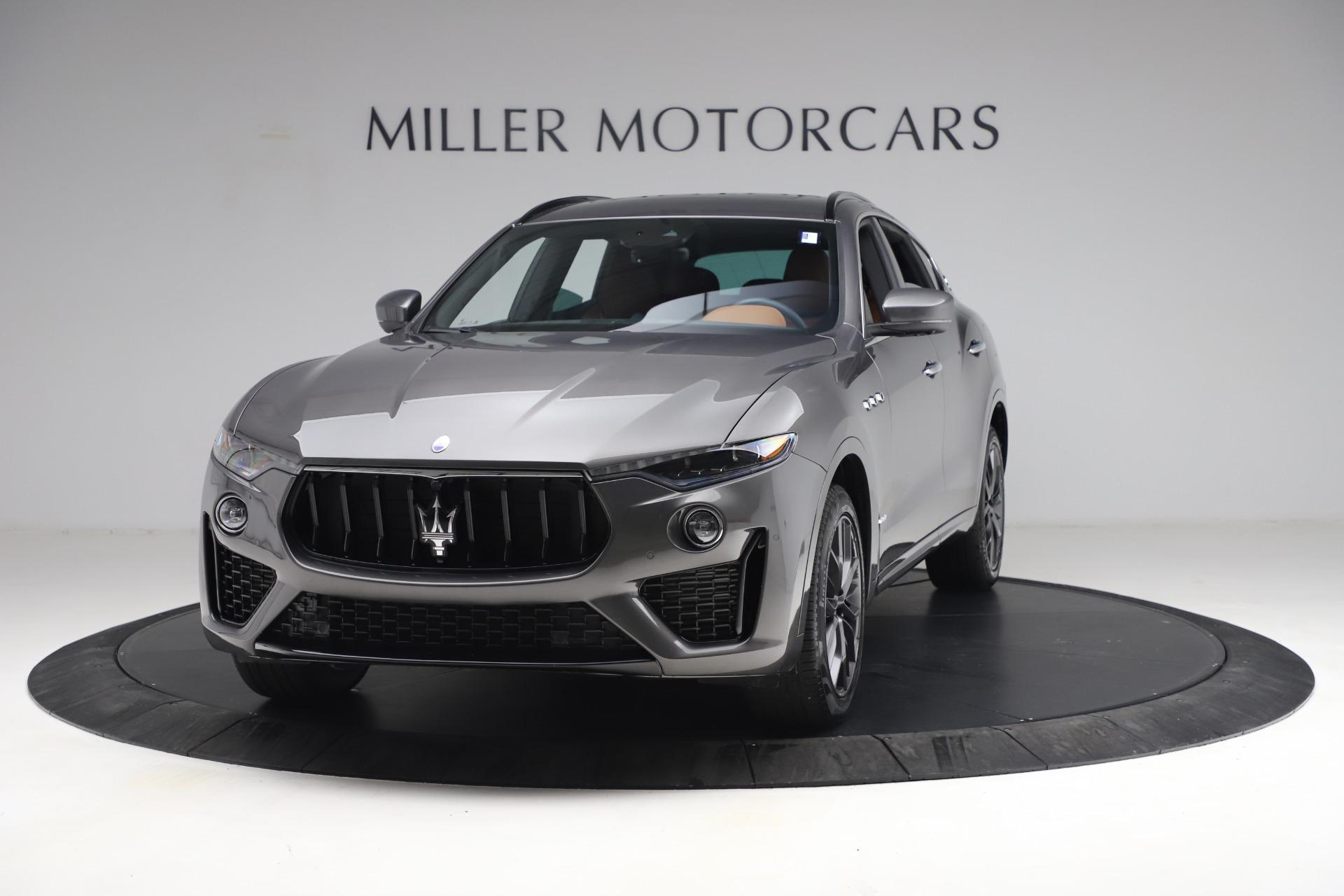 Used 2021 Maserati Levante GranSport   Greenwich, CT