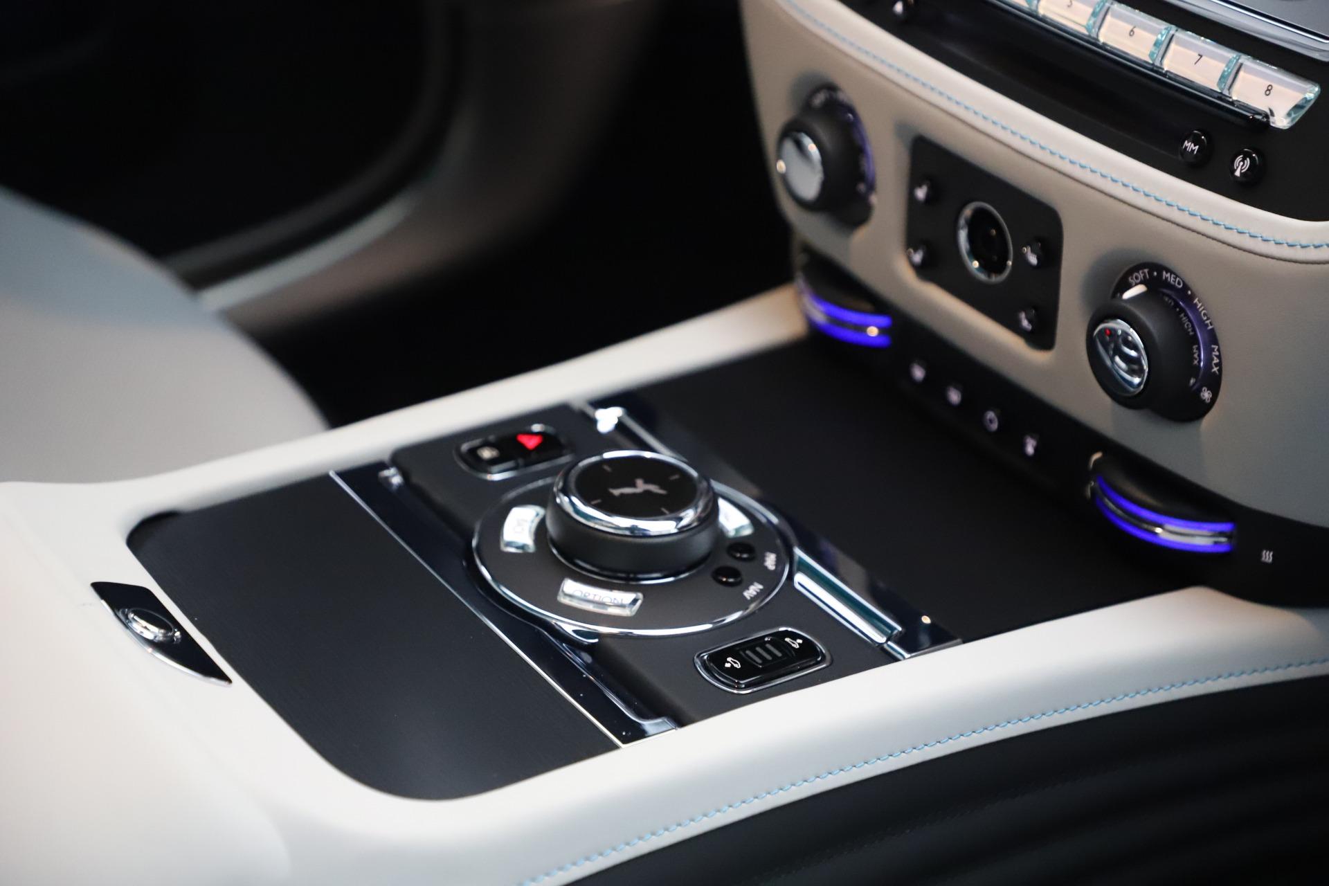 Used 2021 Rolls Royce Wraith
