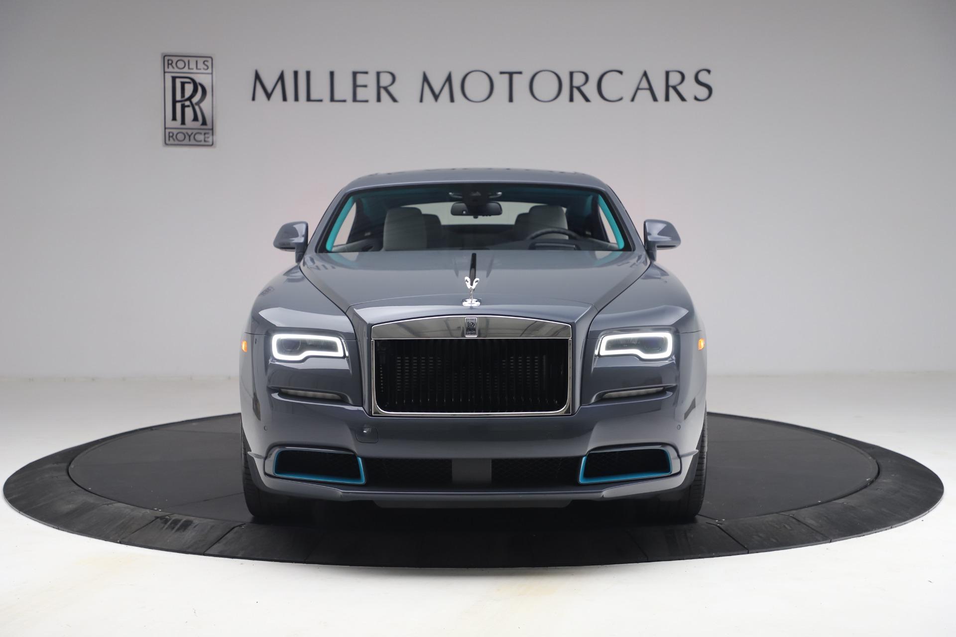 Used 2021 Rolls Royce Wraith KRYPTOS