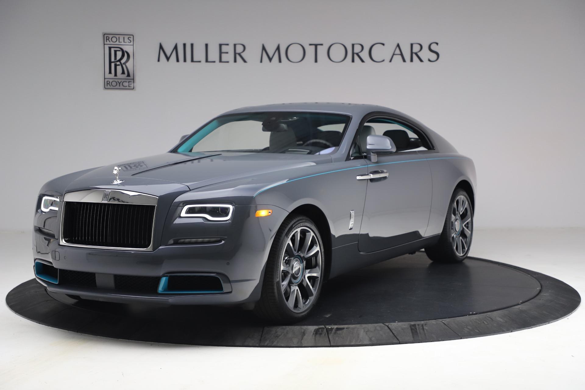 Used 2021 Rolls-Royce Wraith KRYPTOS | Greenwich, CT