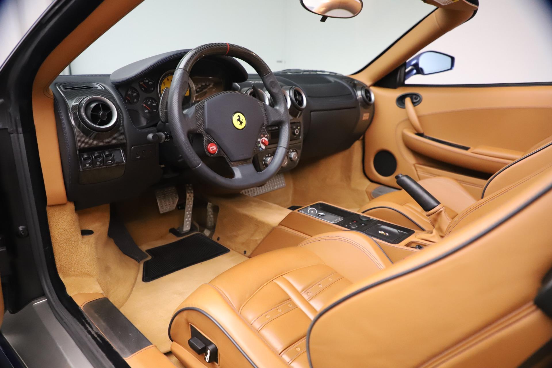 Used 2006 Ferrari F430 Spider