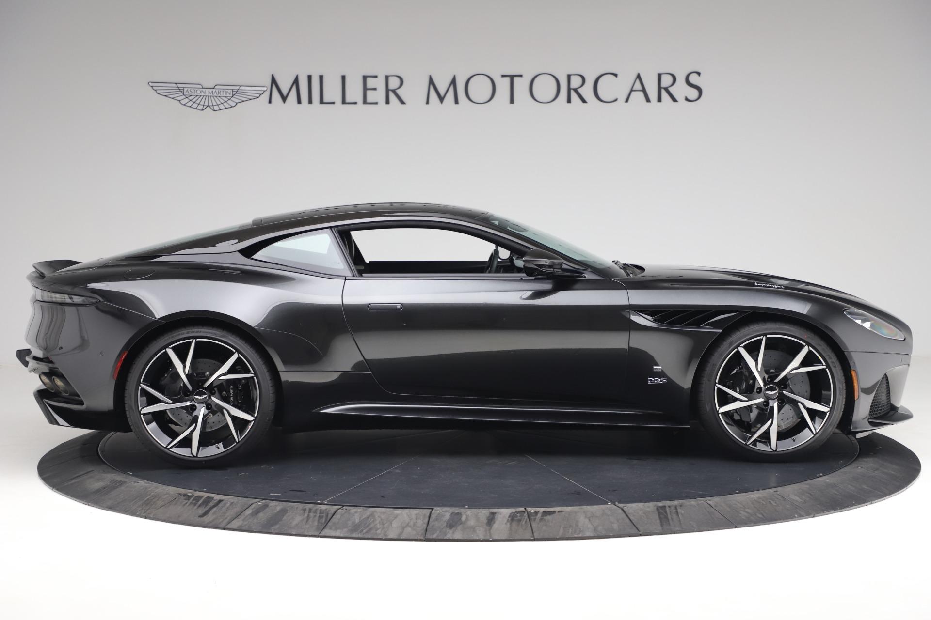 New 2021 Aston Martin DBS Superleggera 007