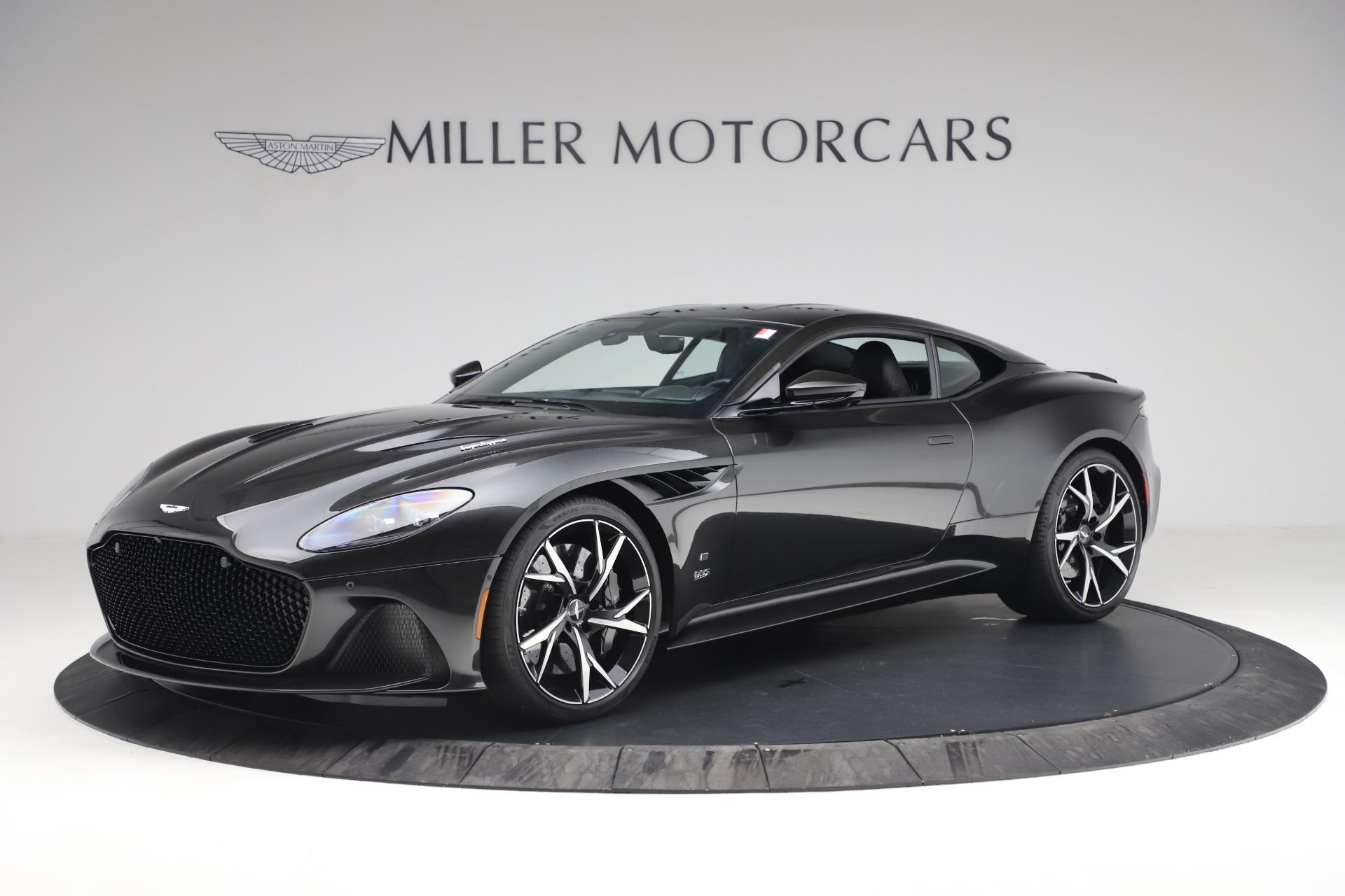 New 2021 Aston Martin DBS Superleggera 007    Greenwich, CT