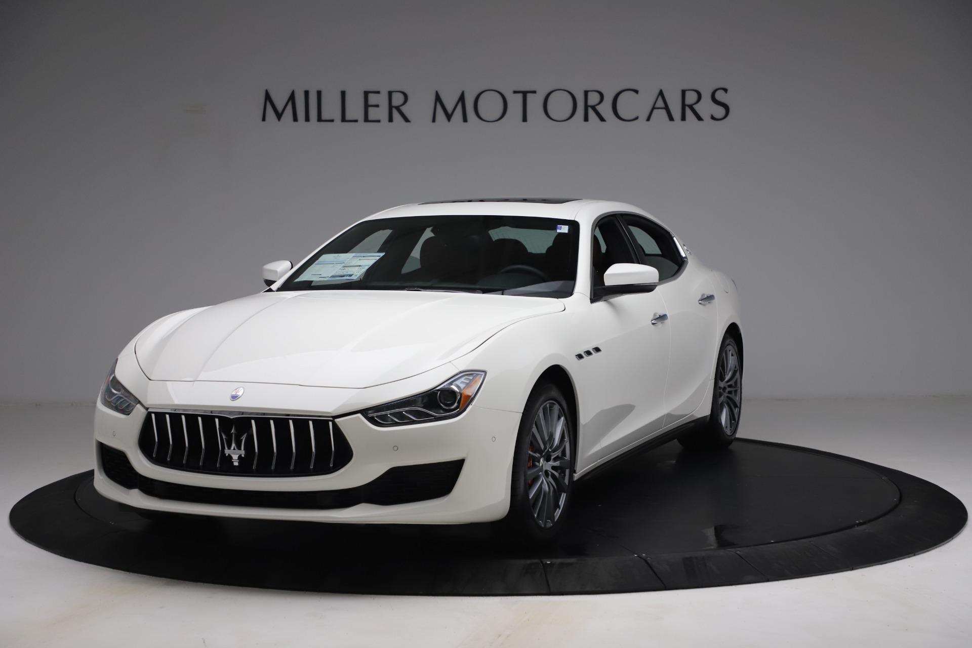 New 2021 Maserati Ghibli SQ4   Greenwich, CT