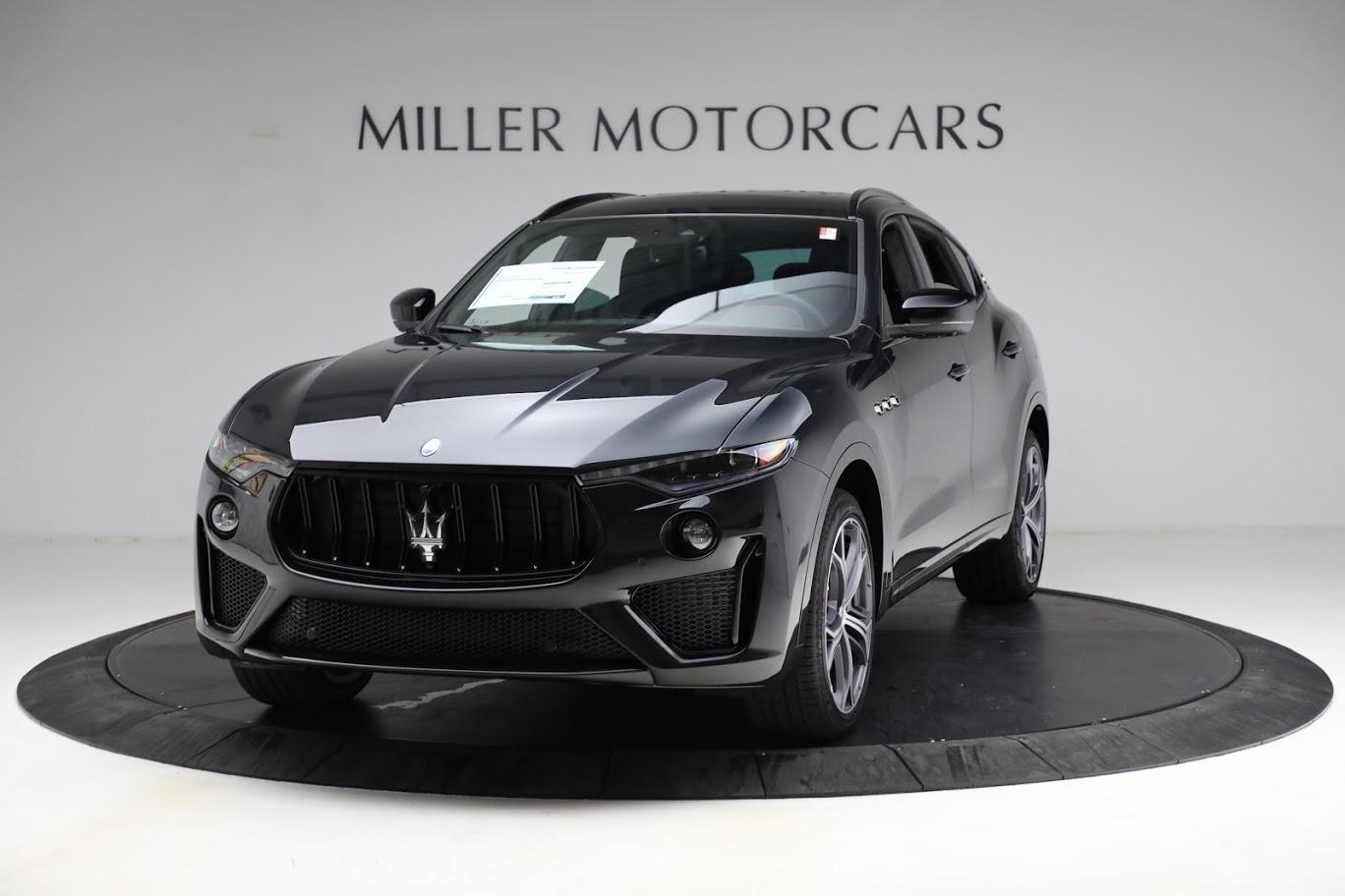 New 2021 Maserati Levante GTS | Greenwich, CT