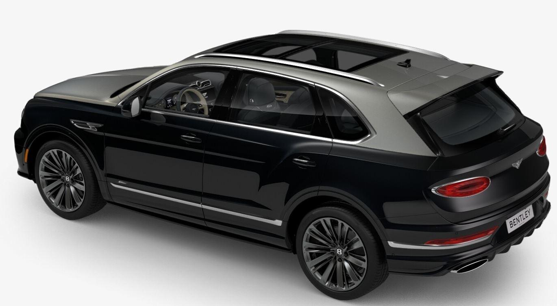 New 2021 Bentley Bentayga Speed