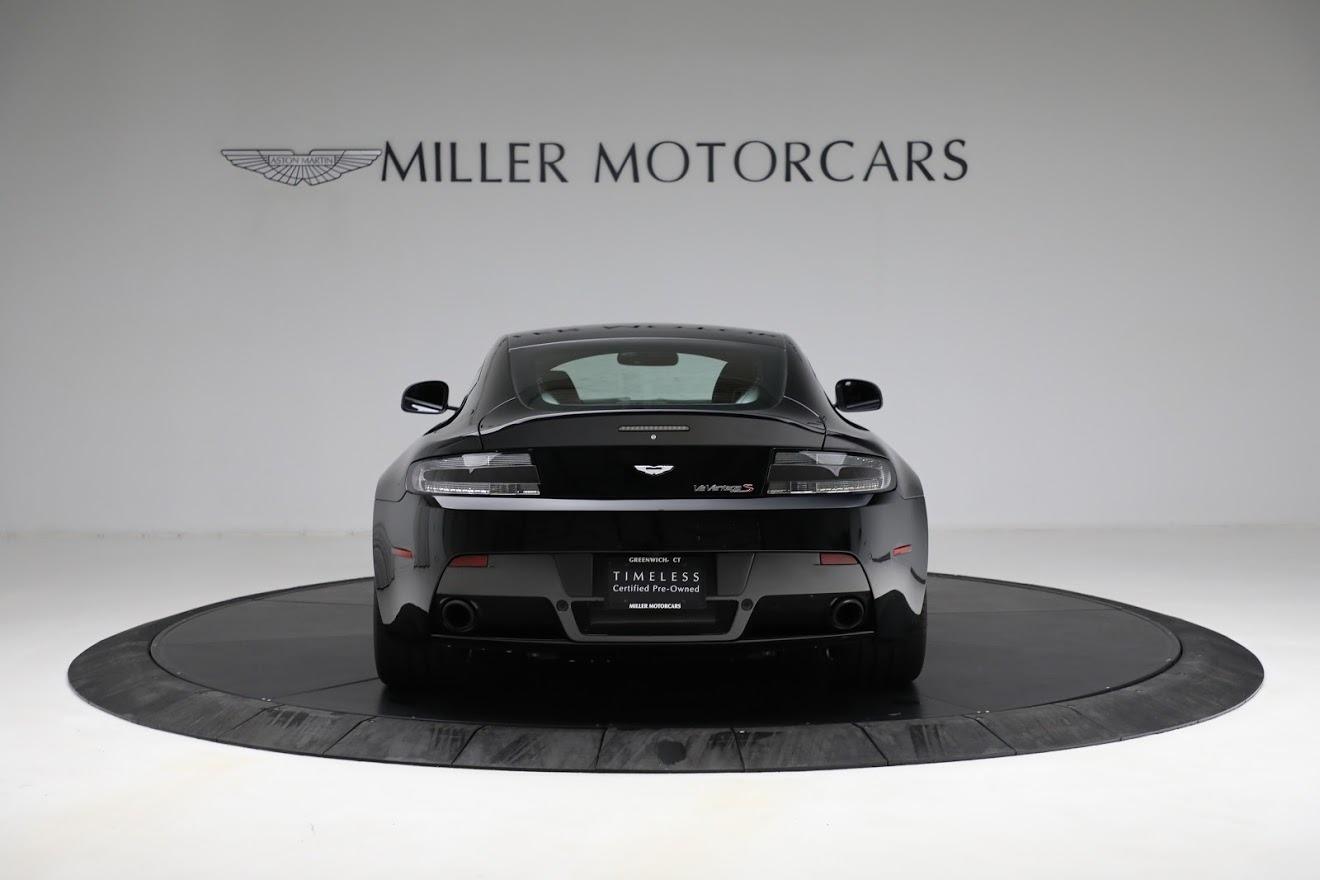 Used 2015 Aston Martin V12 Vantage S