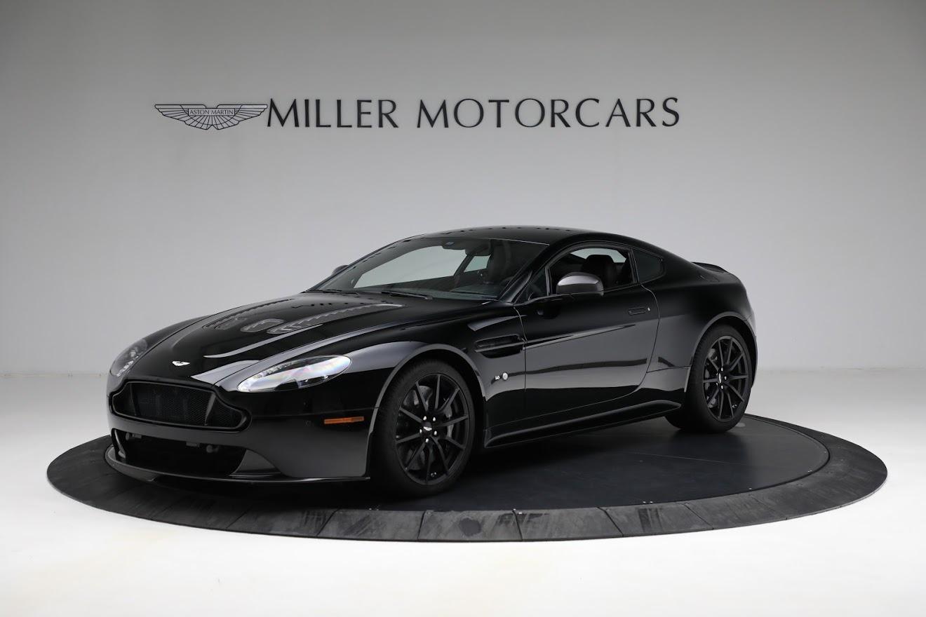 Used 2015 Aston Martin V12 Vantage S    Greenwich, CT