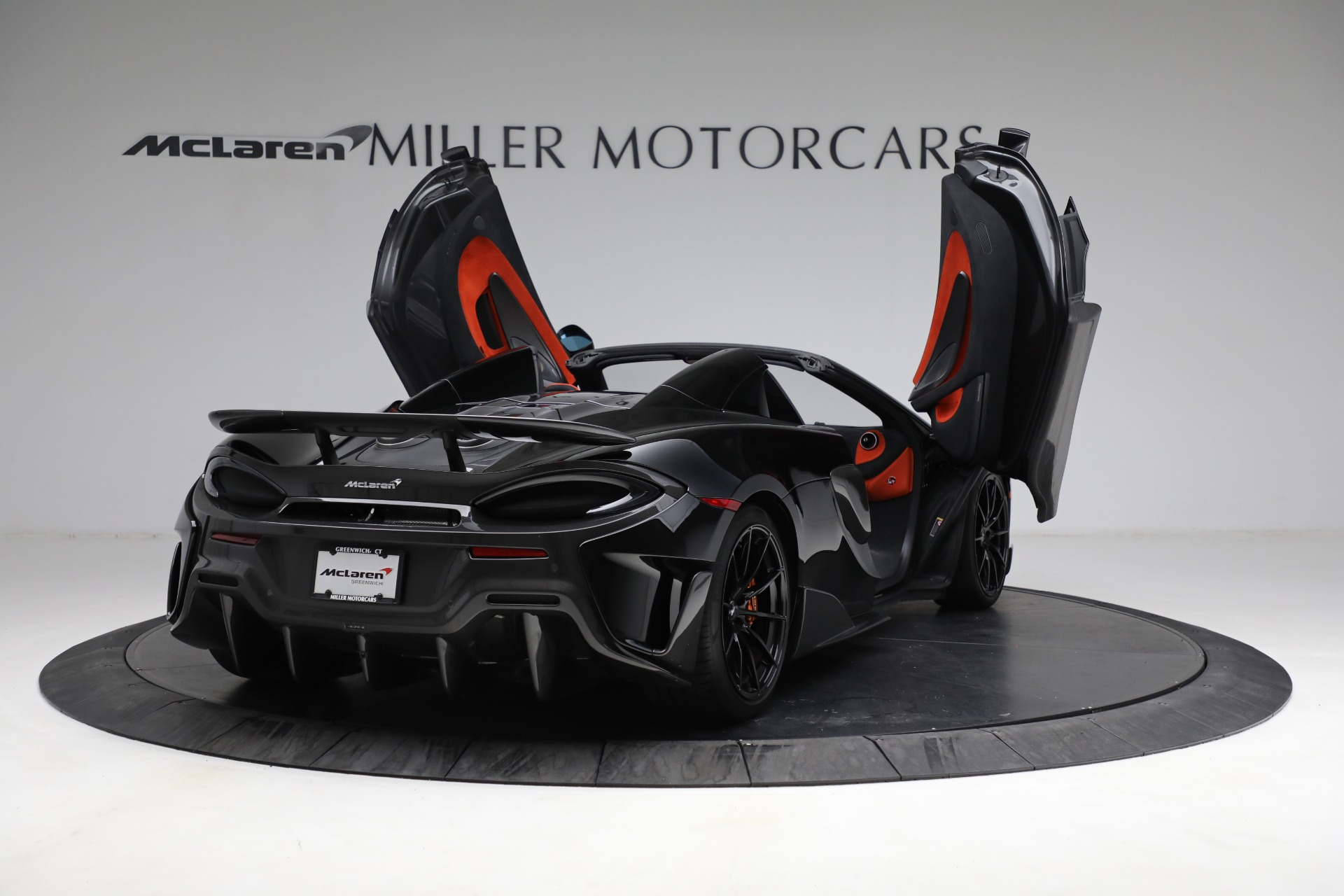Used 2020 McLaren 600LT Spider