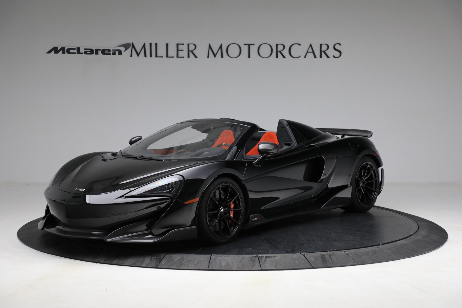 Used 2020 McLaren 600LT Spider | Greenwich, CT