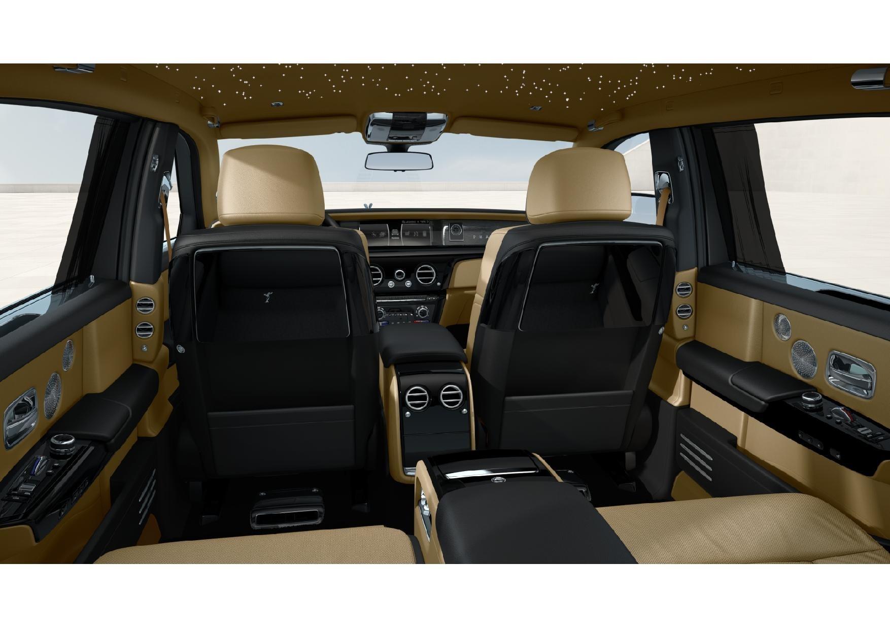 New 2022 Rolls Royce Phantom EWB