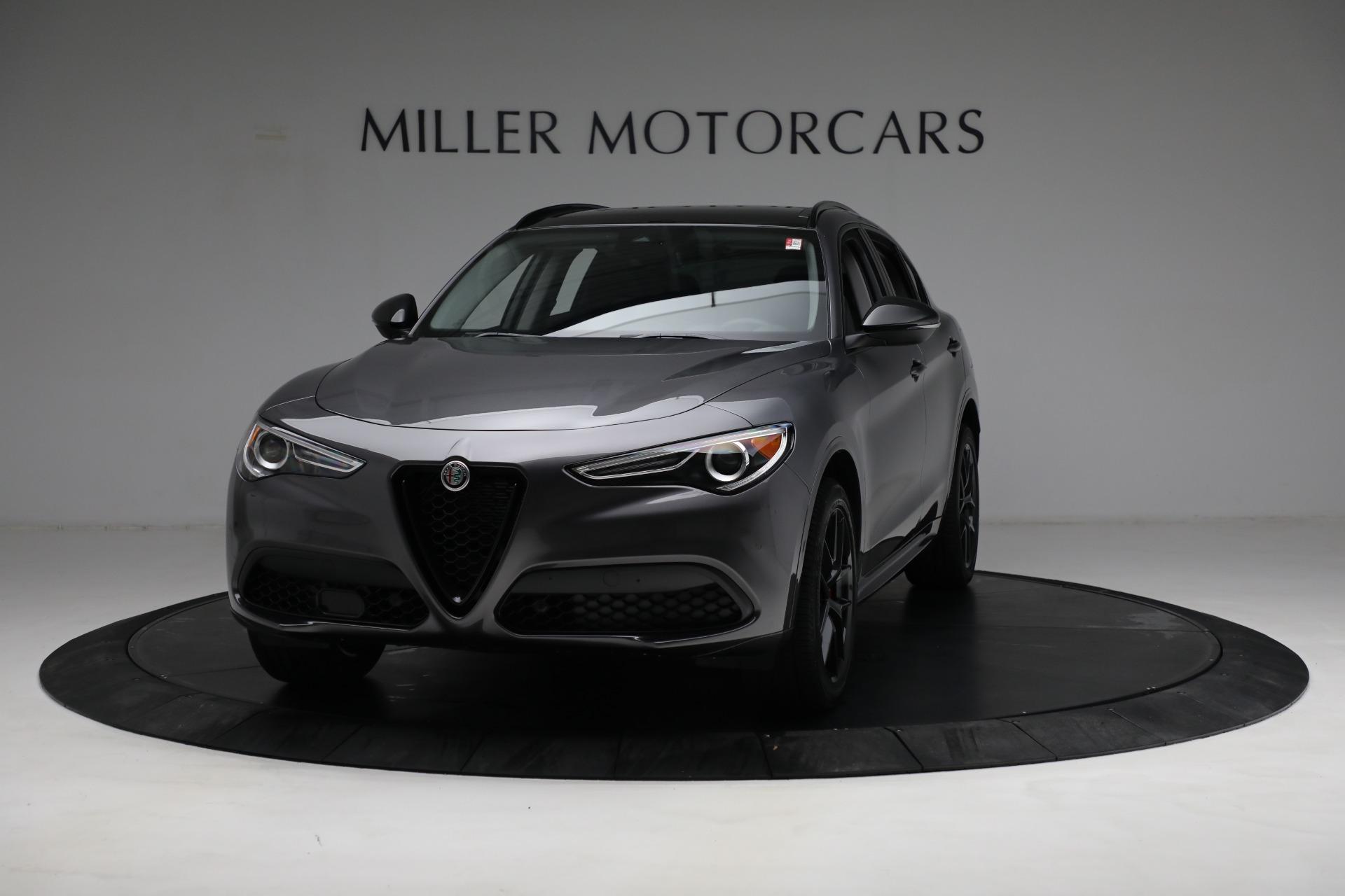 New 2021 Alfa Romeo Stelvio Ti Q4   Greenwich, CT