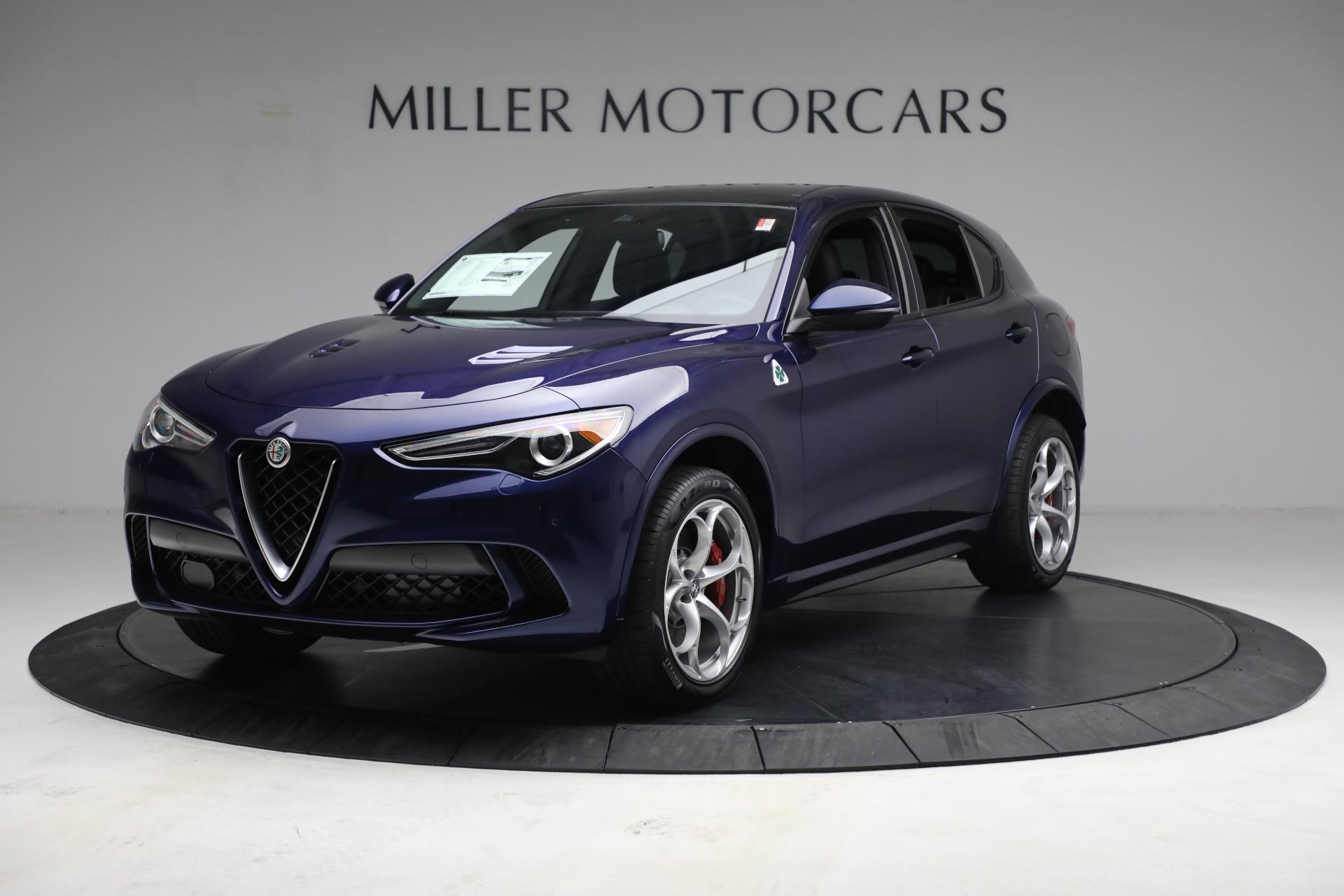 New 2021 Alfa Romeo Stelvio Quadrifoglio    Greenwich, CT