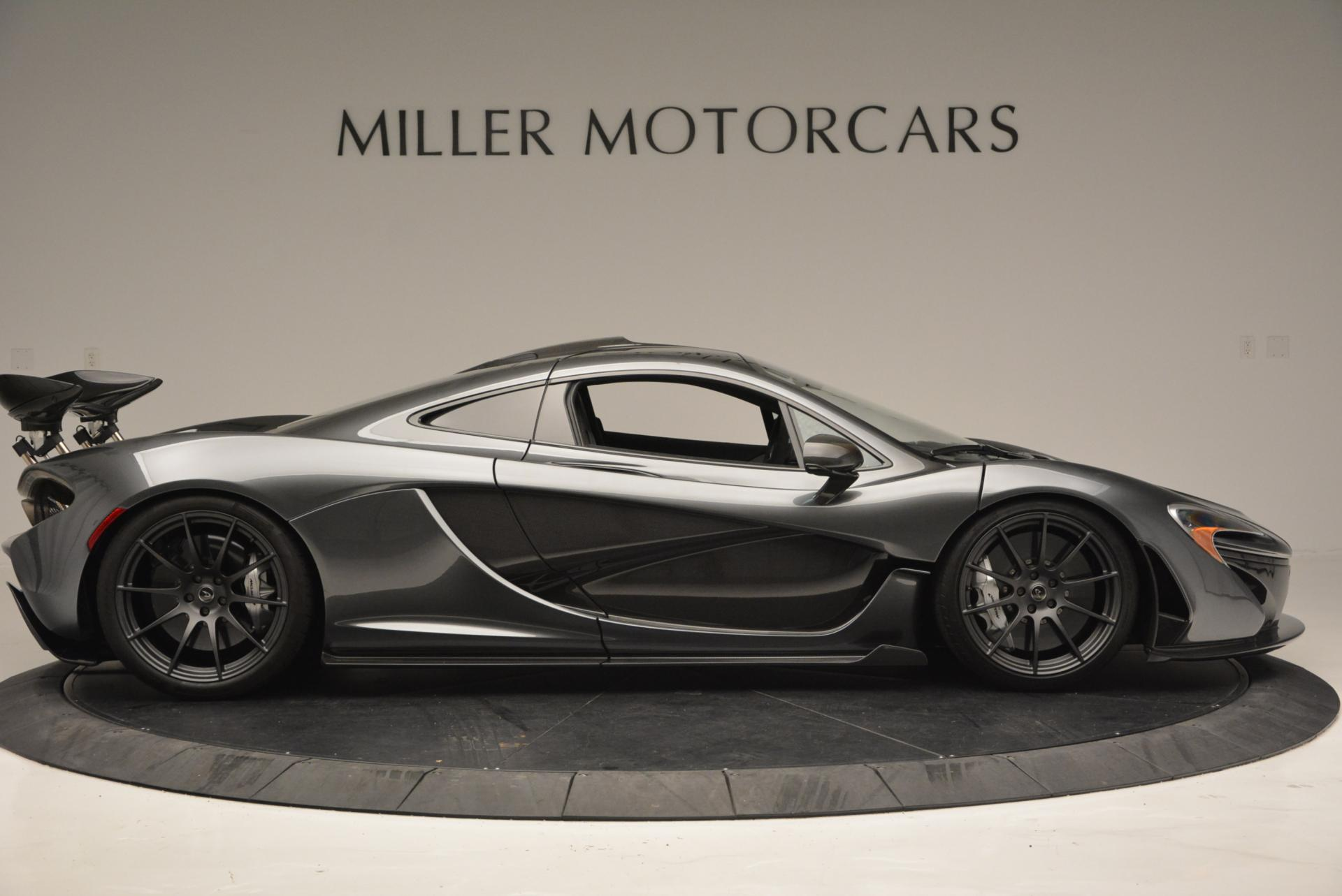 Used 2014 McLaren P1 Coupe