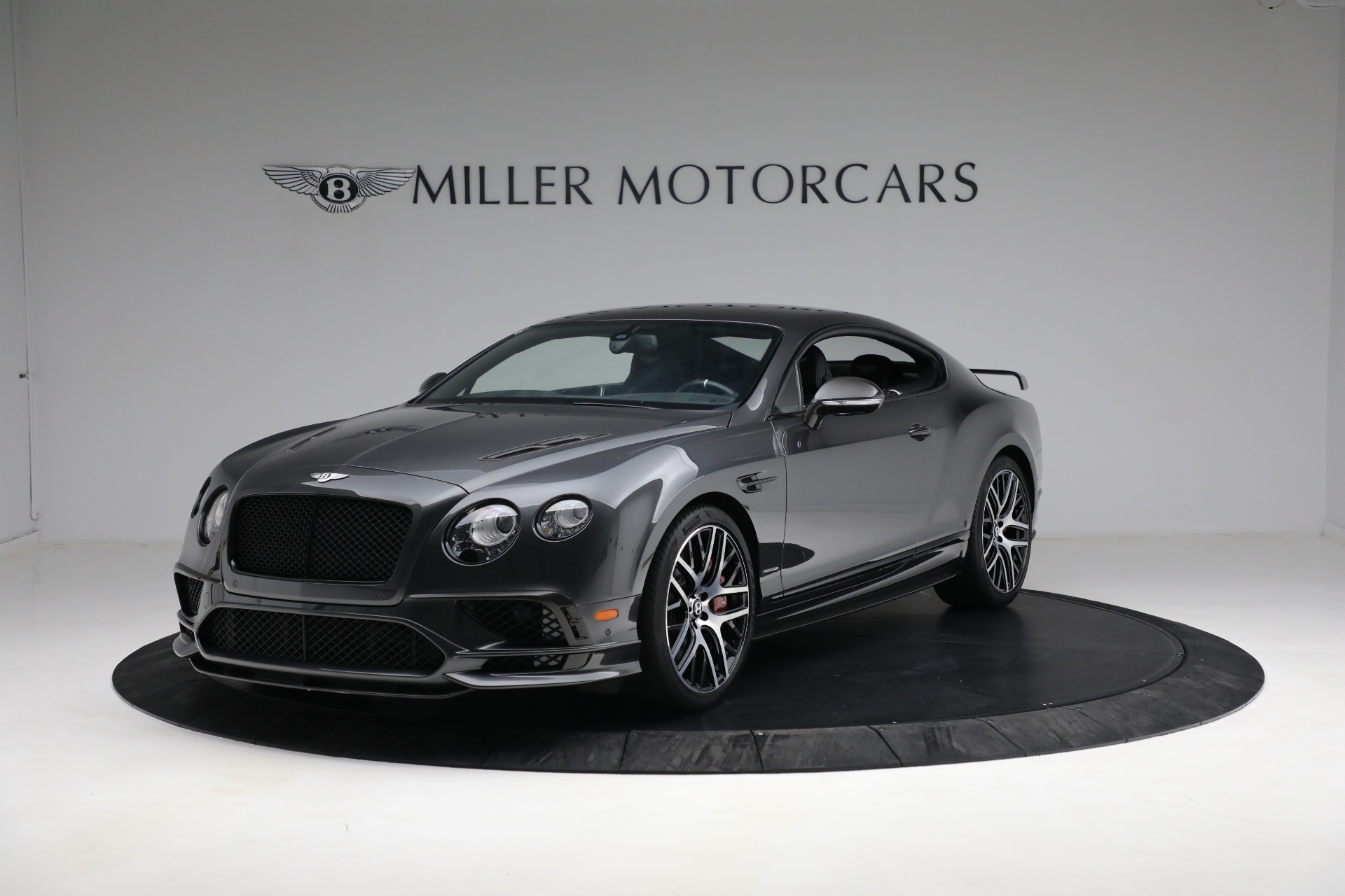 Used 2017 Bentley Continental GT Supersports   Greenwich, CT