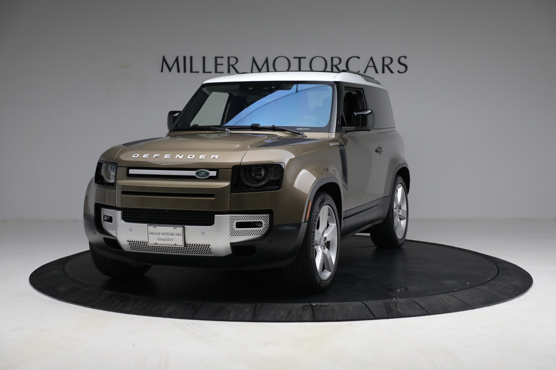Used 2021 Land Rover Defender 90 First Edition | Greenwich, CT