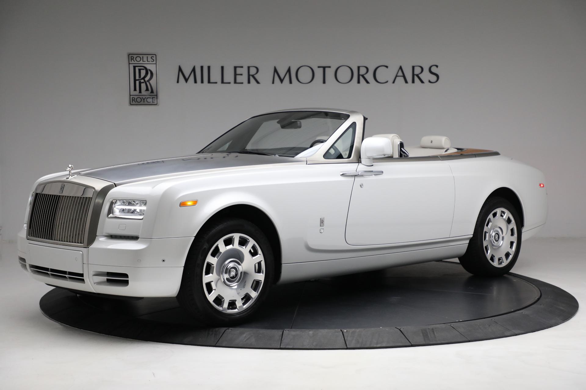 Used 2017 Rolls-Royce Phantom Drophead Coupe    Greenwich, CT