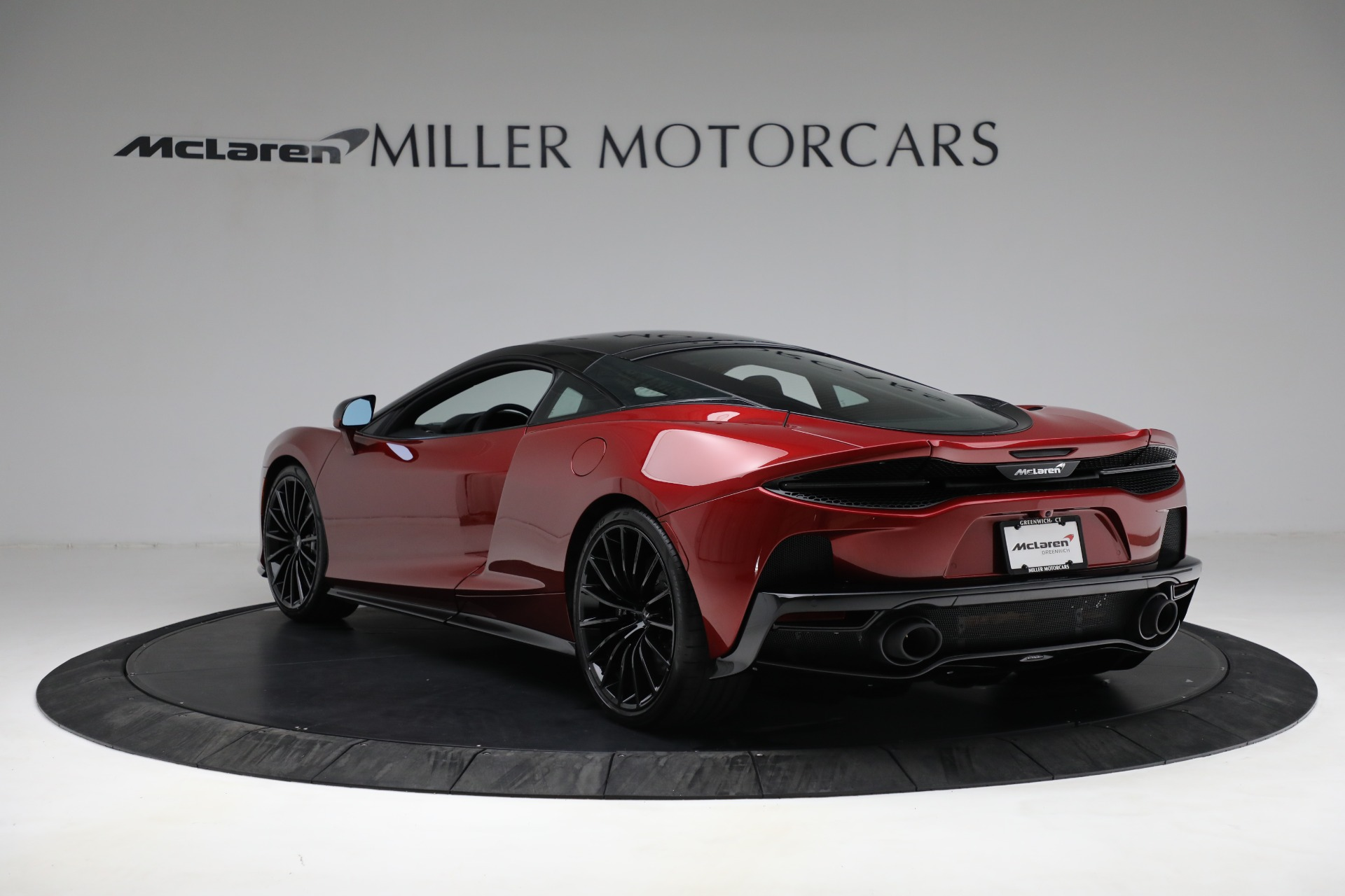 New 2021 McLaren GT