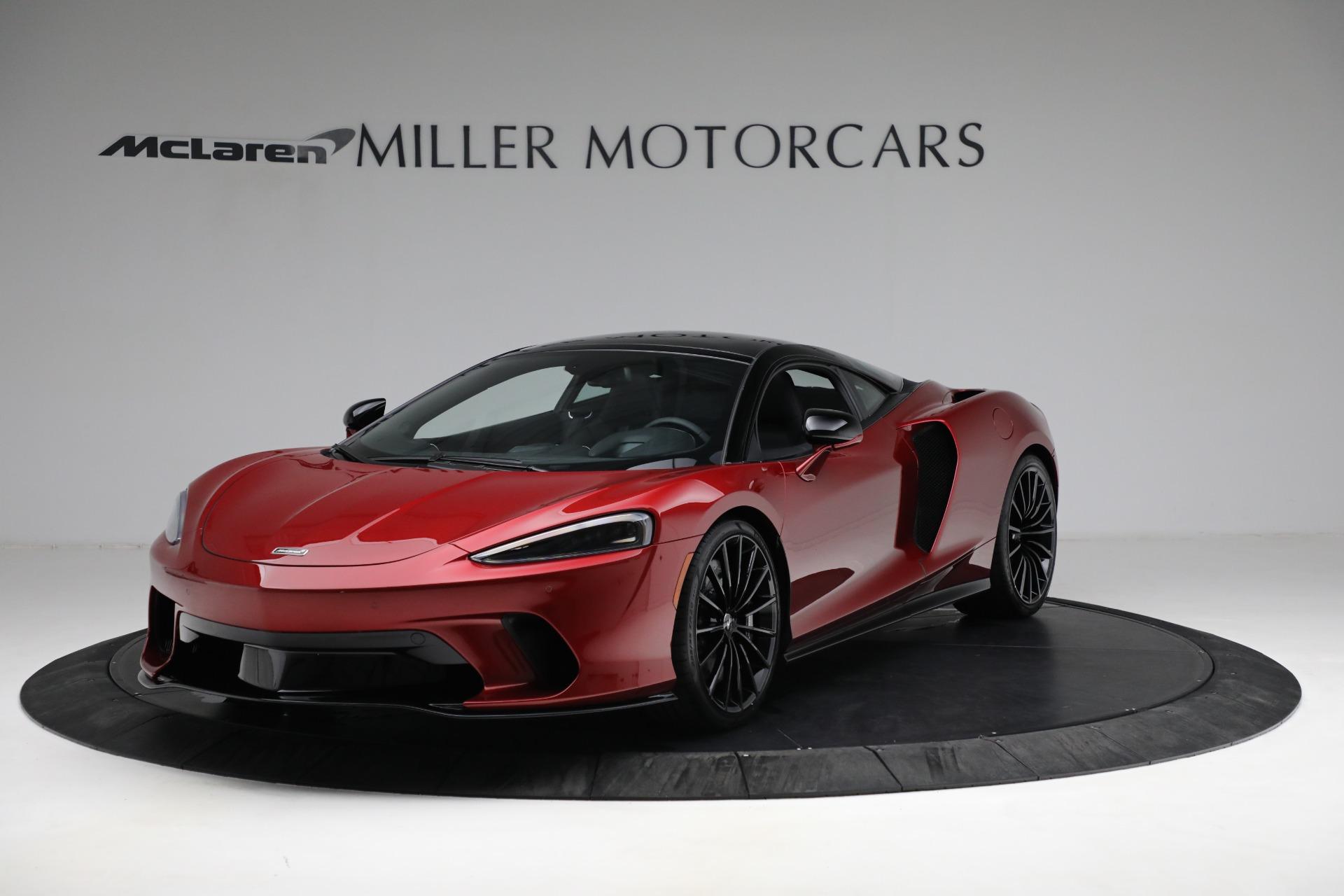 New 2021 McLaren GT Luxe | Greenwich, CT