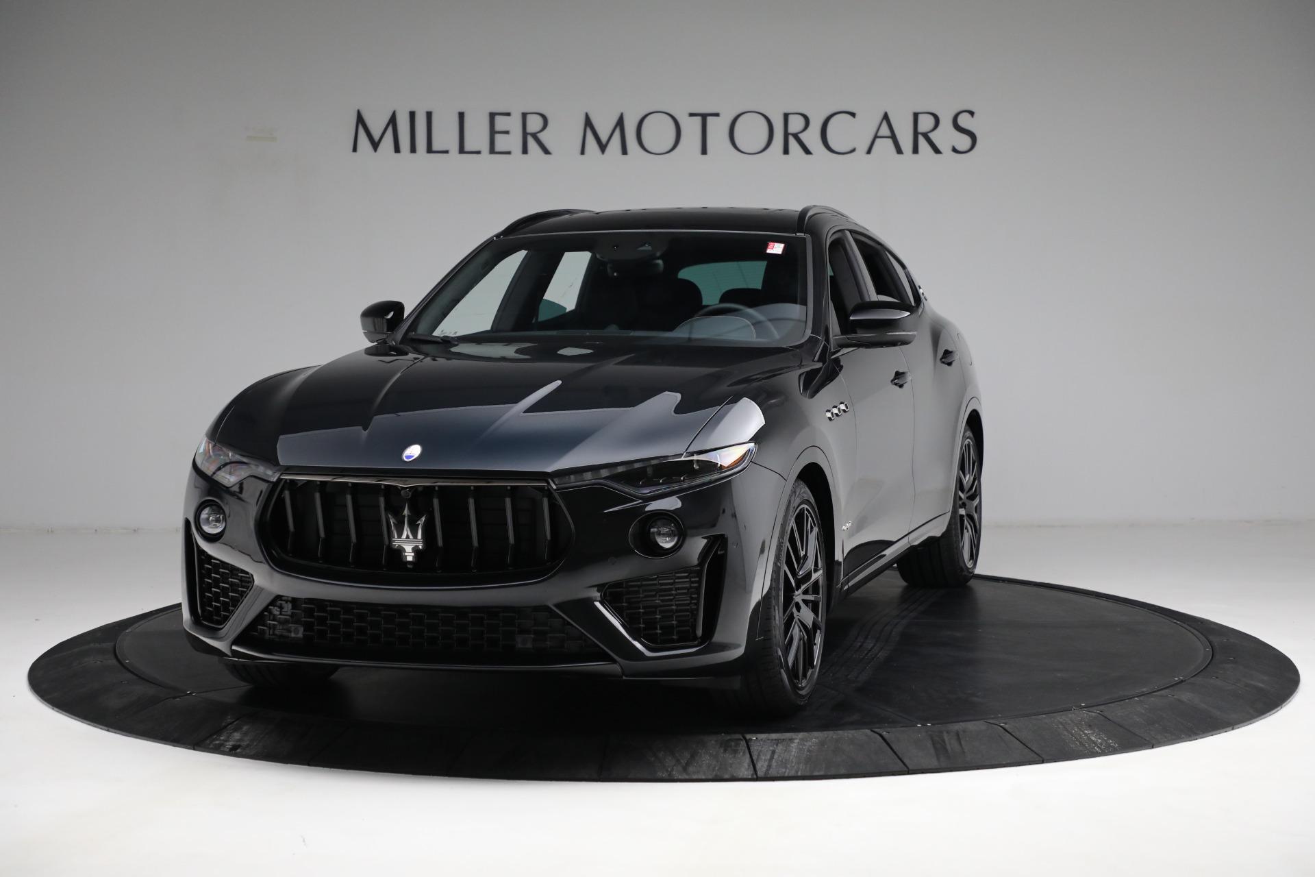 New 2021 Maserati Levante S GranSport | Greenwich, CT