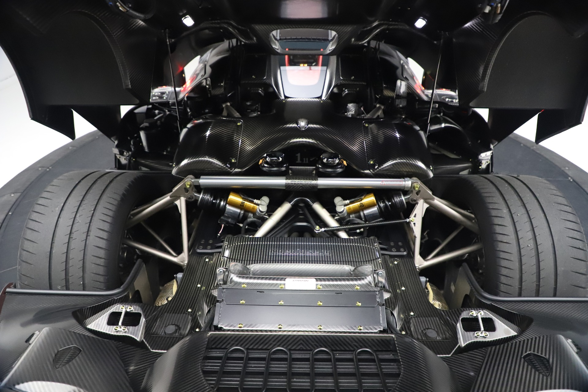 Used 2019 Koenigsegg Regera
