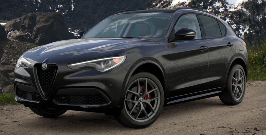 New 2021 Alfa Romeo Stelvio Ti   Greenwich, CT