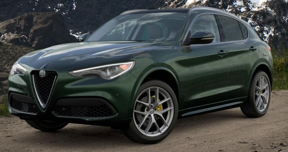 New 2021 Alfa Romeo Stelvio Ti | Greenwich, CT