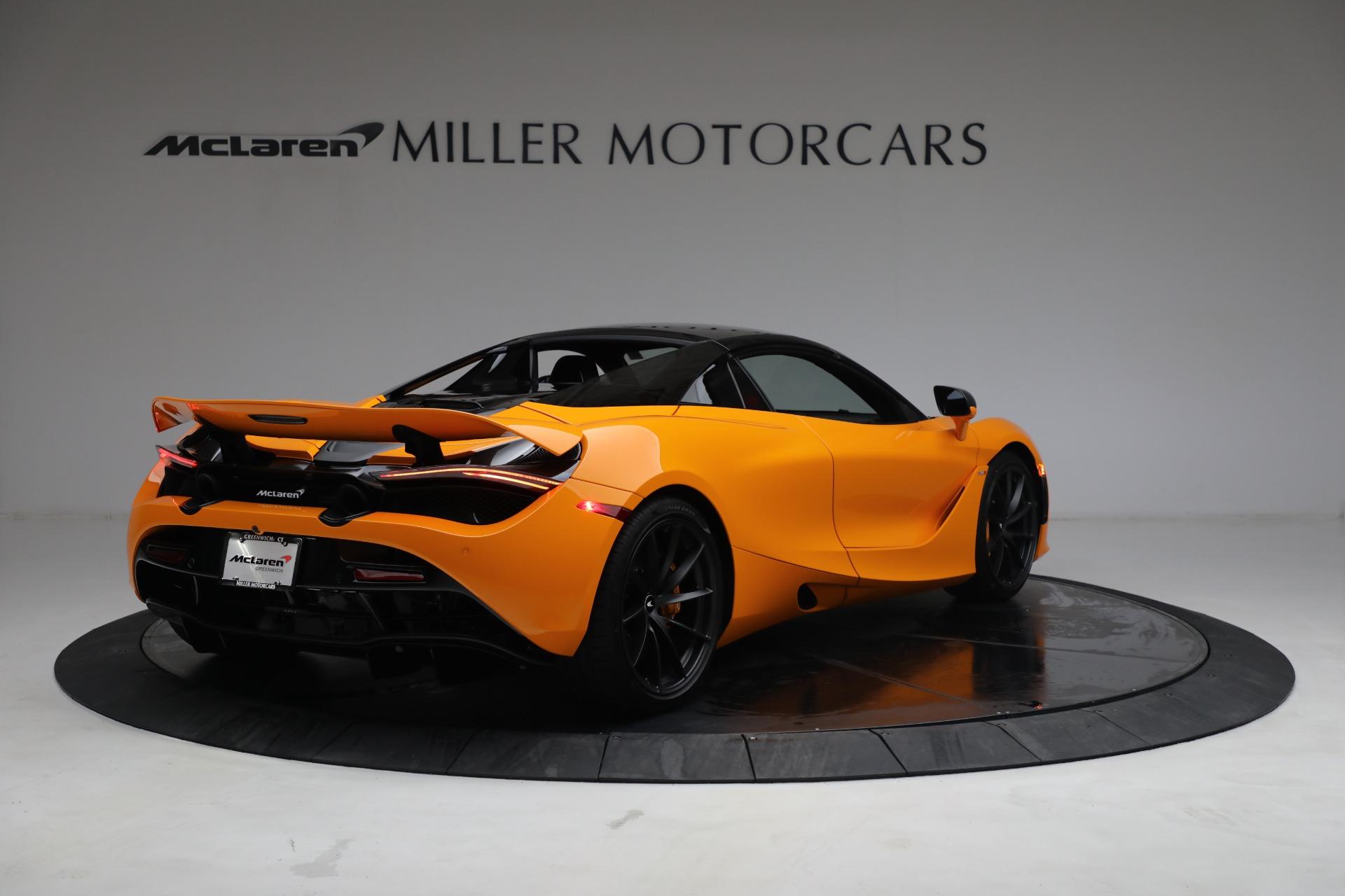 New 2021 McLaren 720S Spider