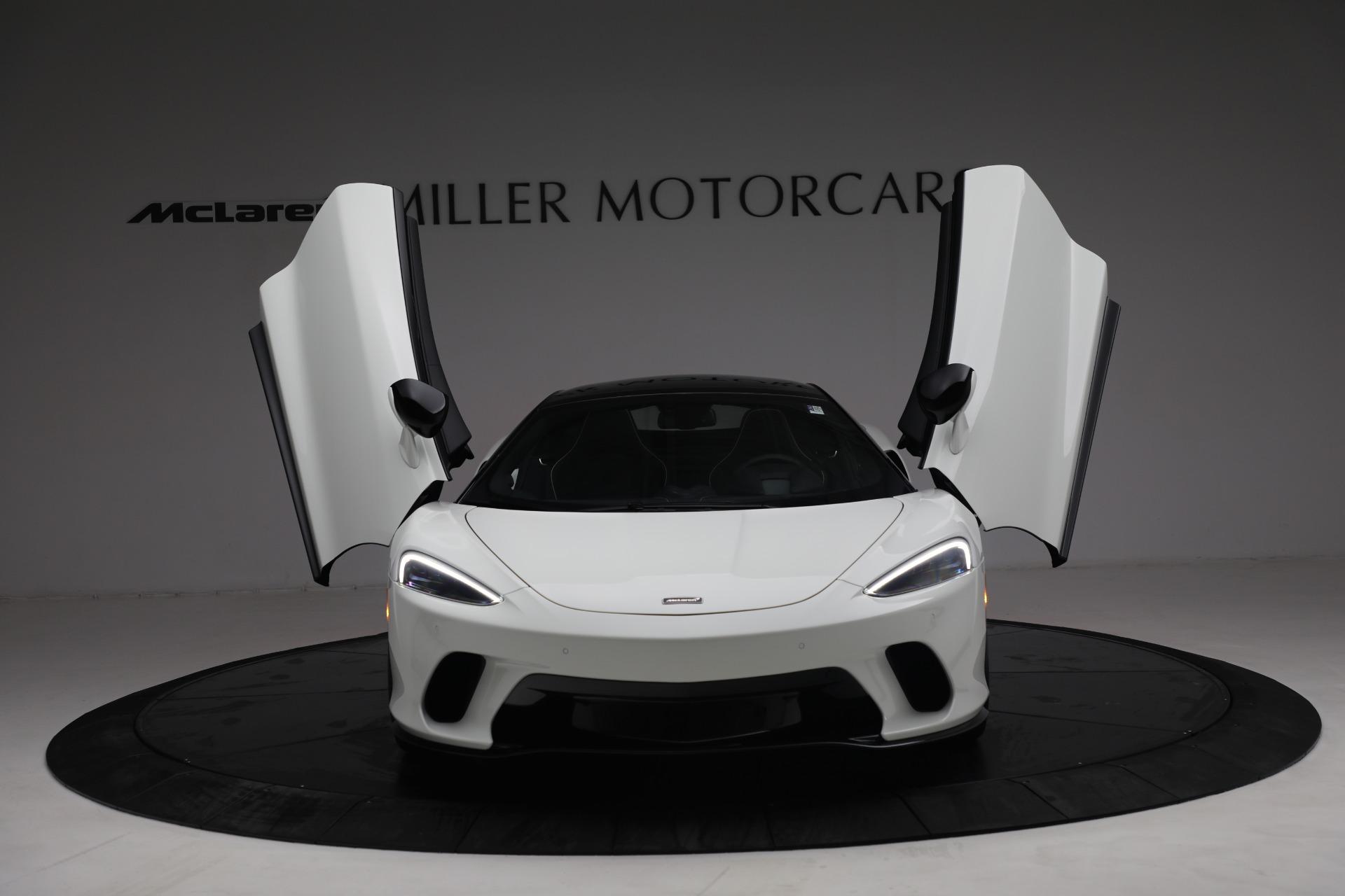 New 2021 McLaren GT Luxe