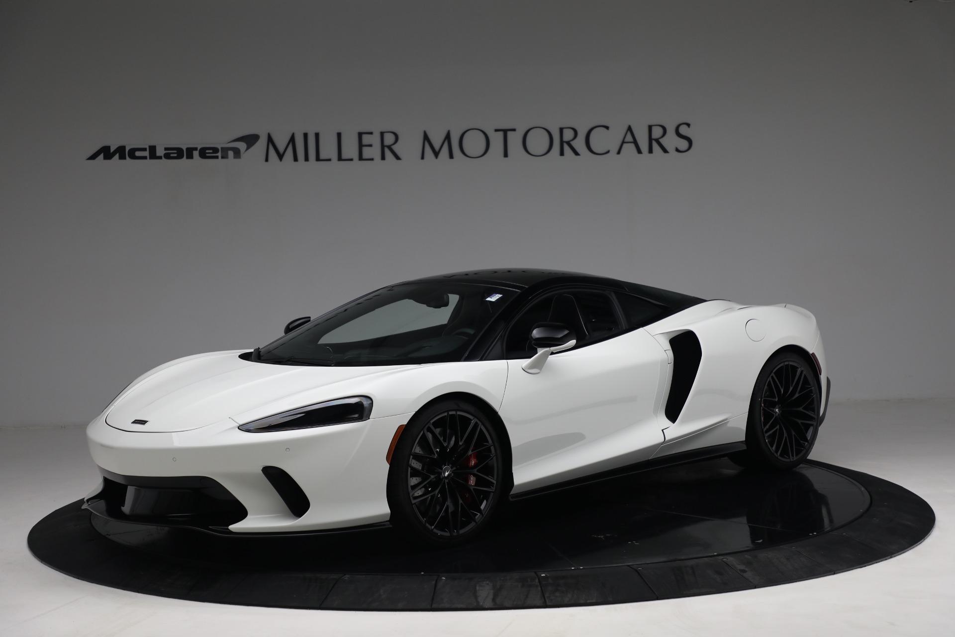 New 2021 McLaren GT Luxe   Greenwich, CT