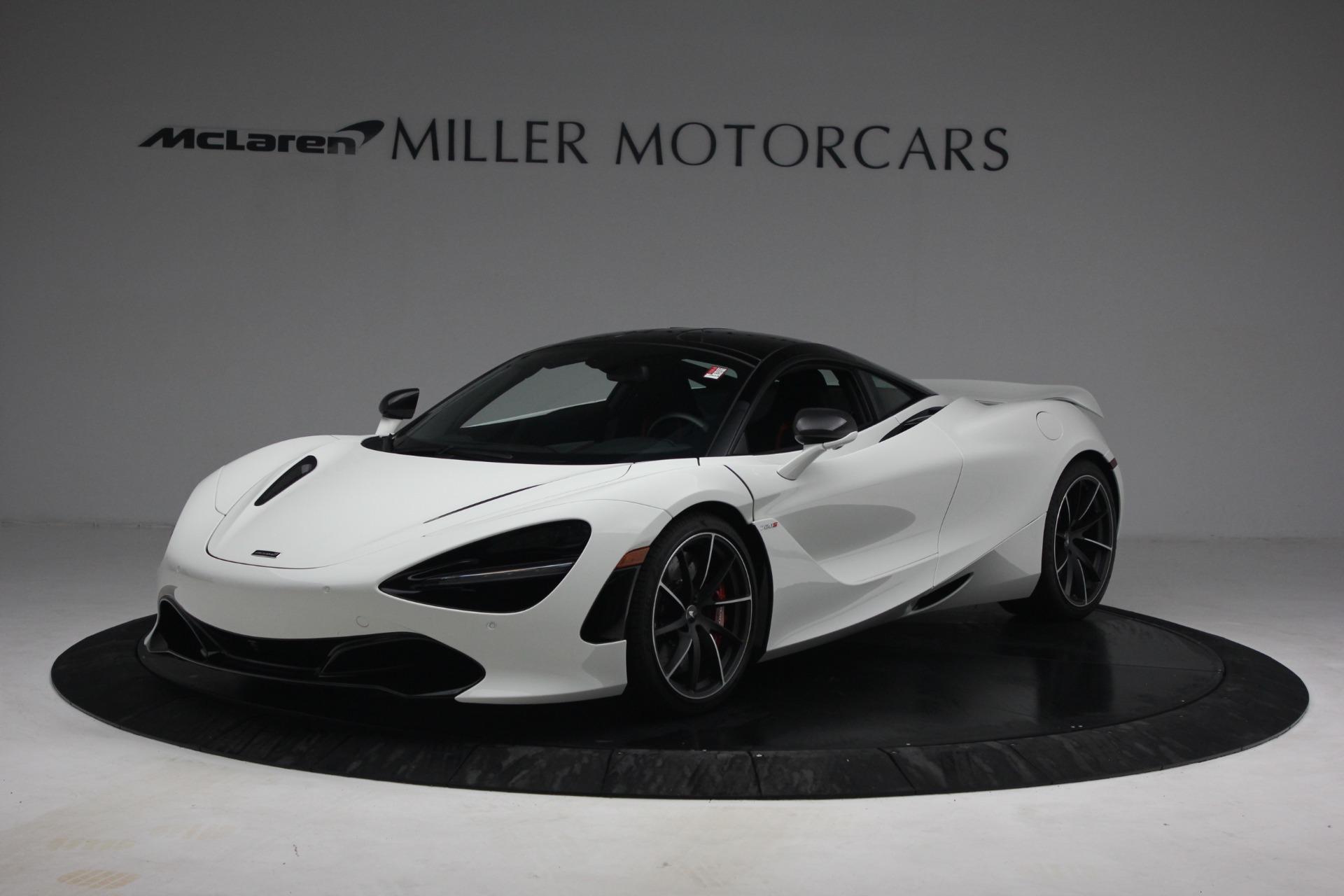 New 2021 McLaren 720S Performance | Greenwich, CT