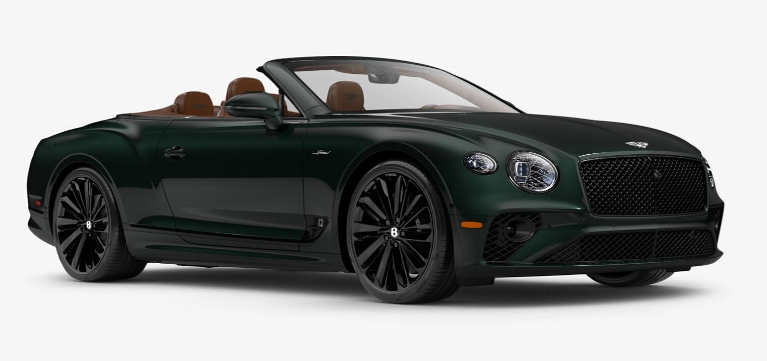 New 2022 Bentley Continental GT Speed | Greenwich, CT
