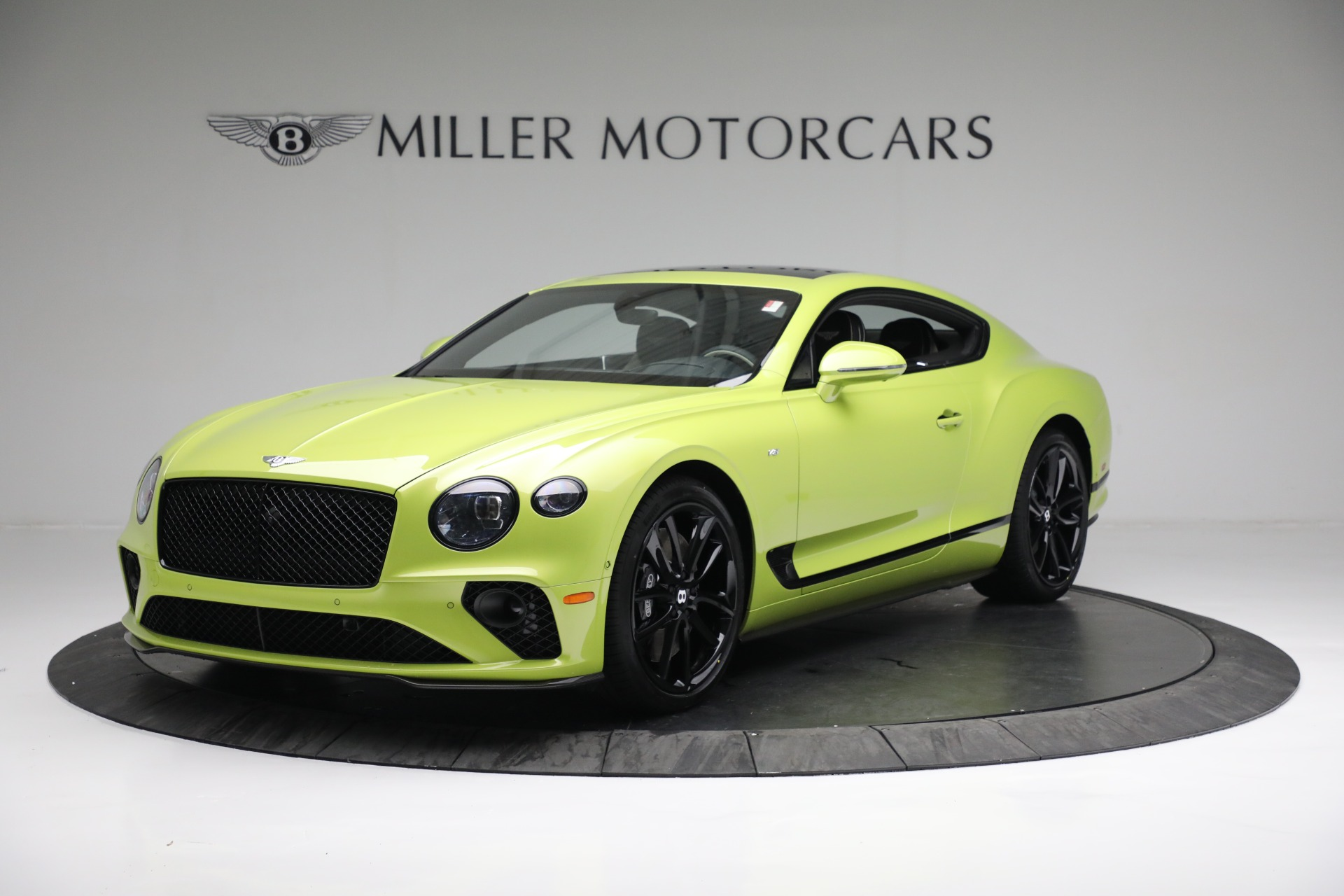 New 2022 Bentley Continental GT V8   Greenwich, CT