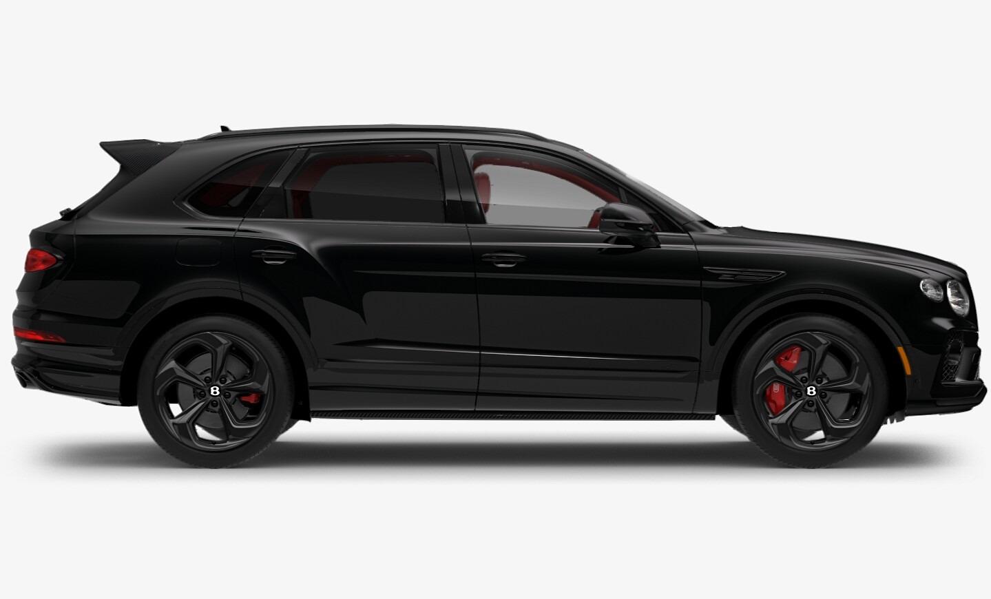 New 2022 Bentley Bentayga V8 S